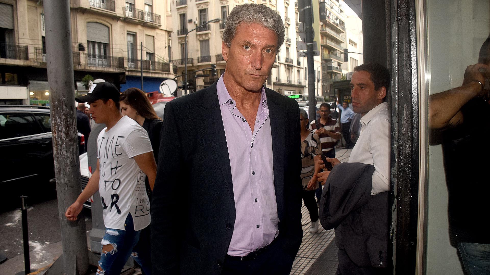 """El dirigente José """"Pepe"""" Scioli"""