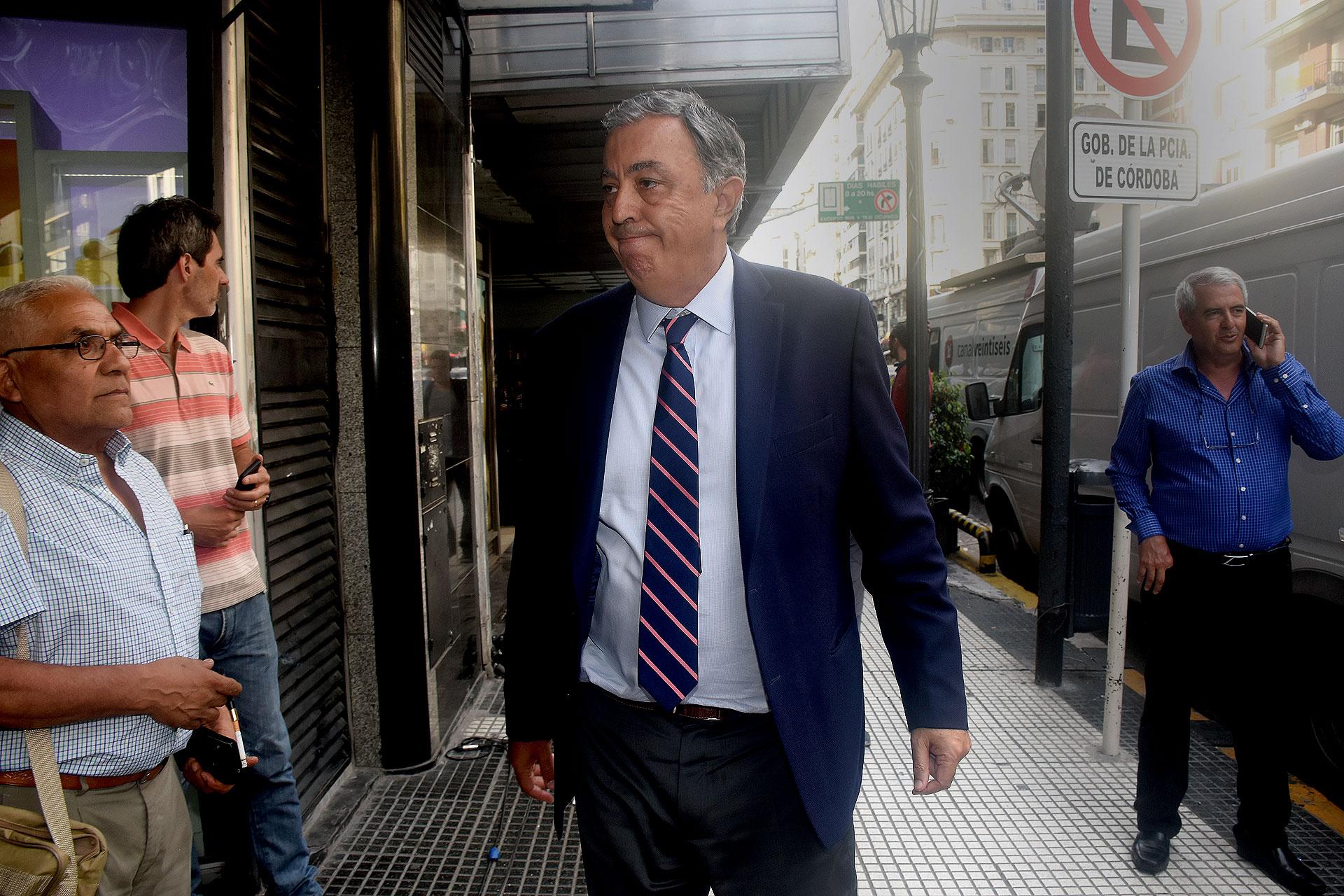 El senador salteño Rodolfo Urtubey