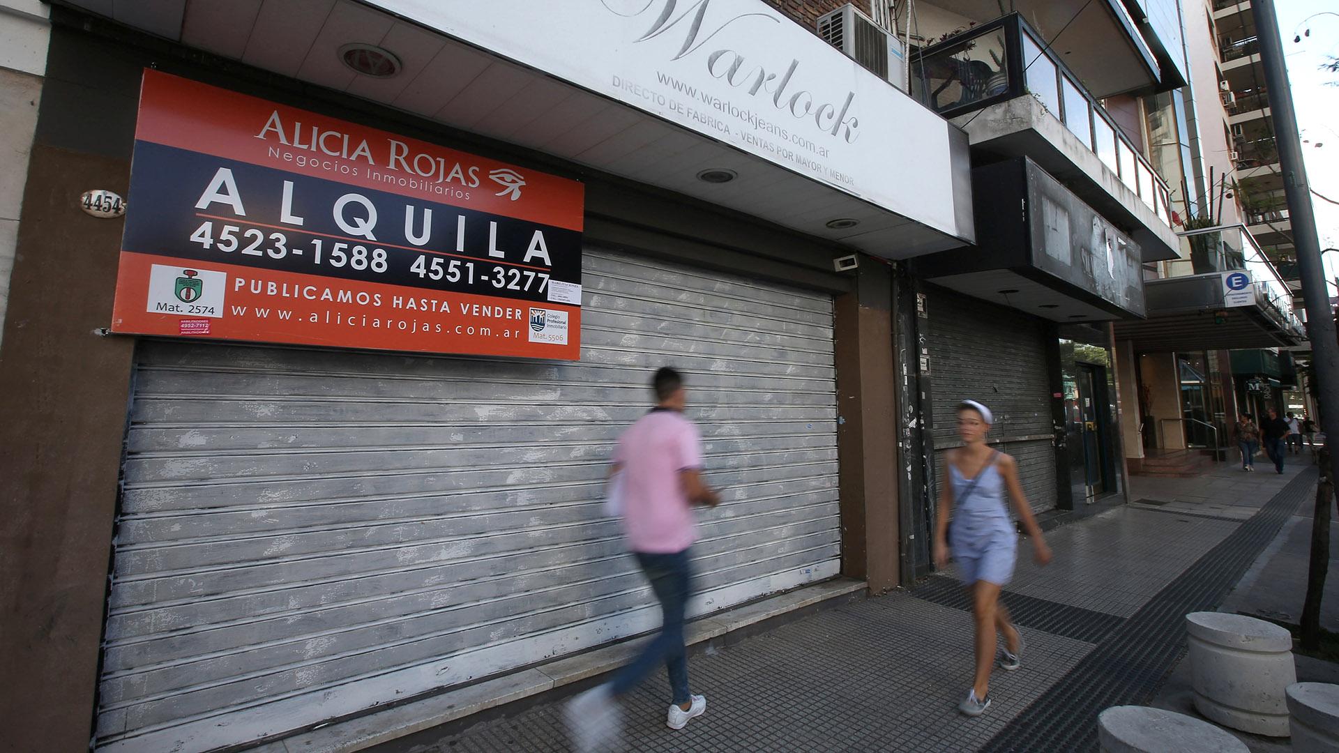 Cerraron más de 2.500 locales en la ciudad de Buenos Aires y el ...