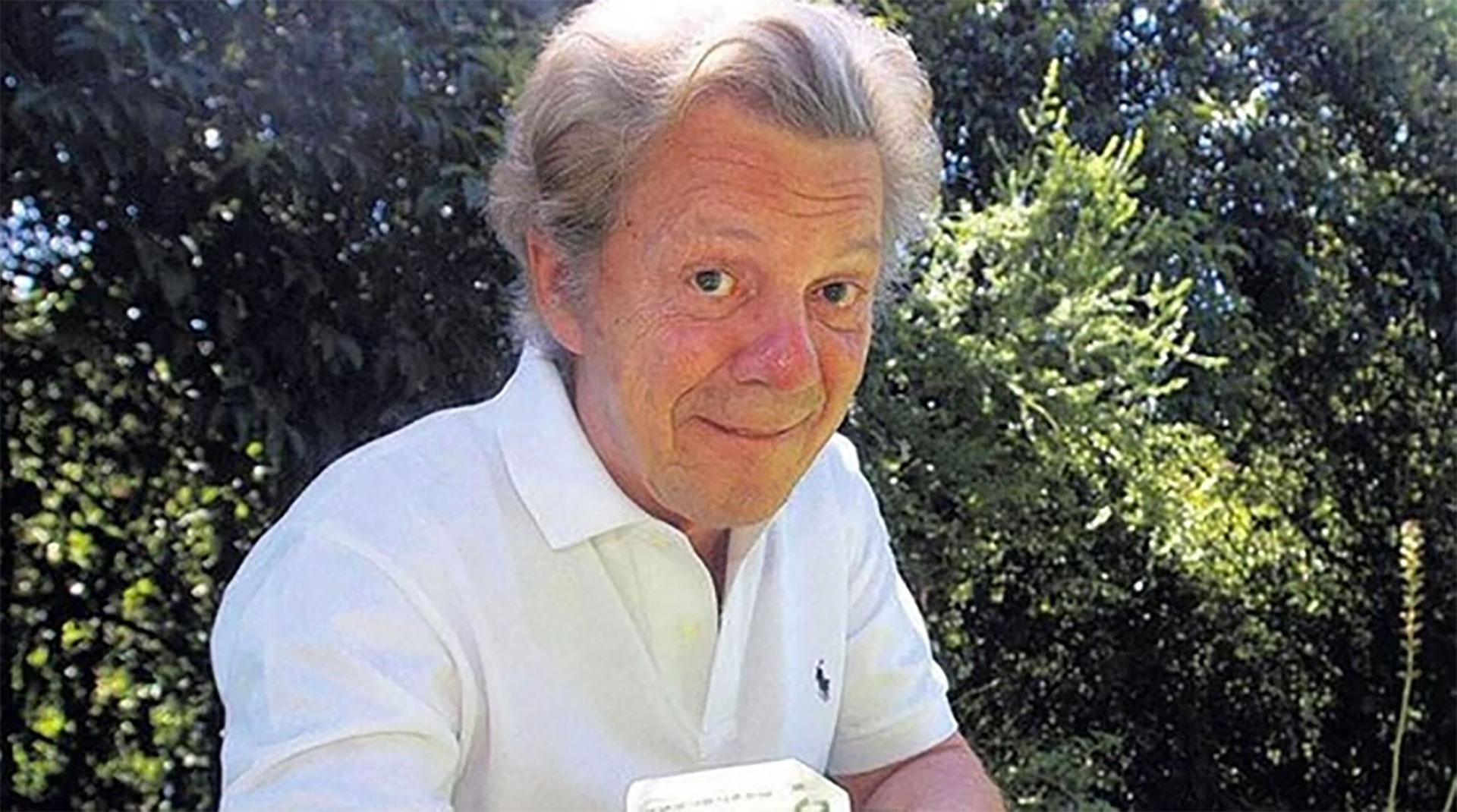 """El actor de 75 años estaba Internado a causa de un cáncer de pulmón. La noticia fue confirmada por la cuenta de Twitter de Multiteatro. """"Lamentamos con profunda tristeza comunicar el fallecimiento de Emilio Disi, un amigo, un actor popular"""". (Foto: archivo Gente)"""