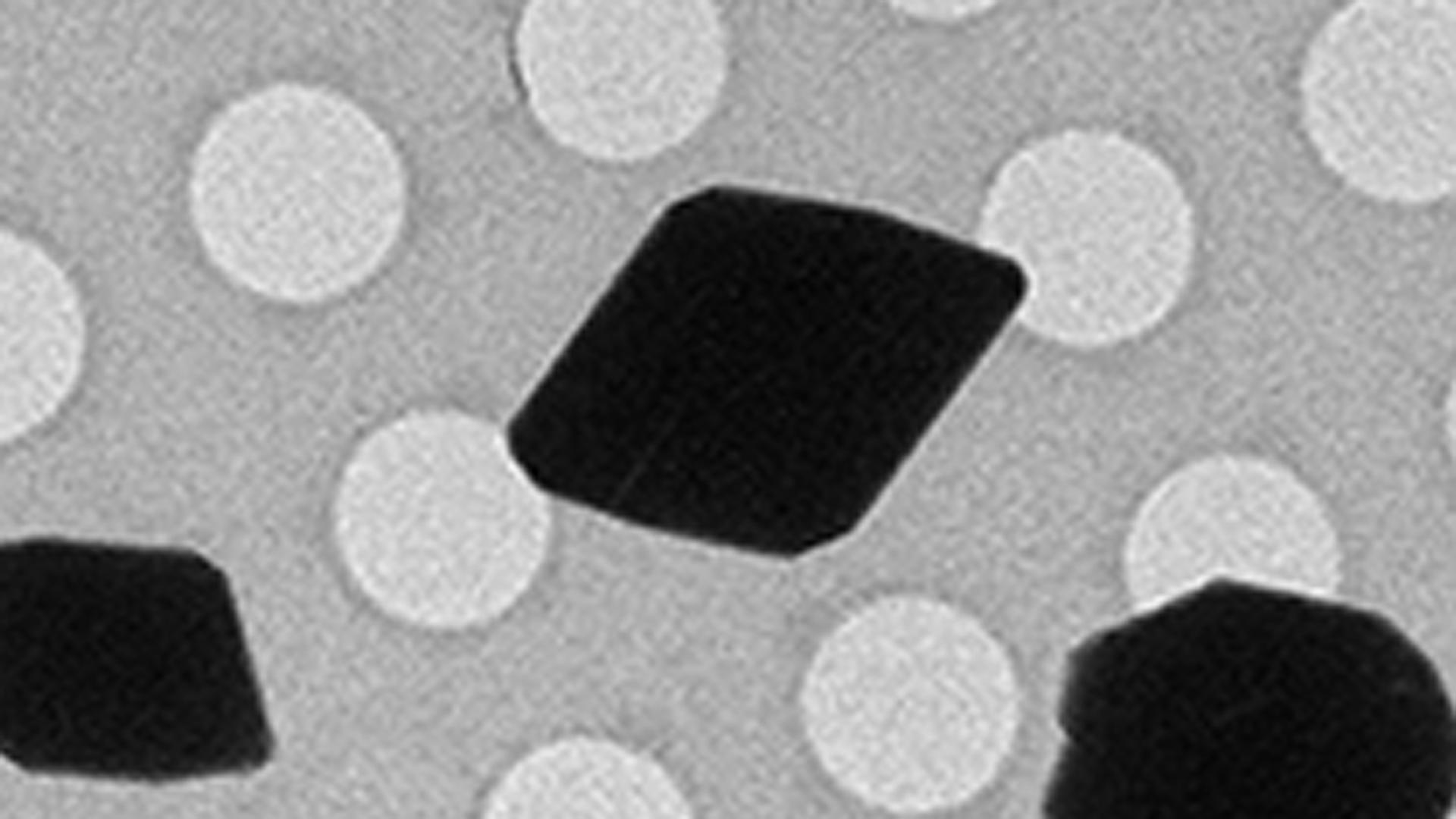Una nueva técnica de análisis que permite fabricar pequeños cristales en tres dimensiones para averiguar la estructura de moléculas pequeñas como hormonas o medicamentos