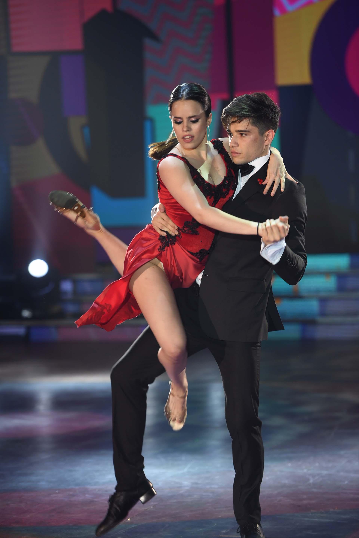 """Los influencers se impusieron bailando tango con""""Milongueando"""""""