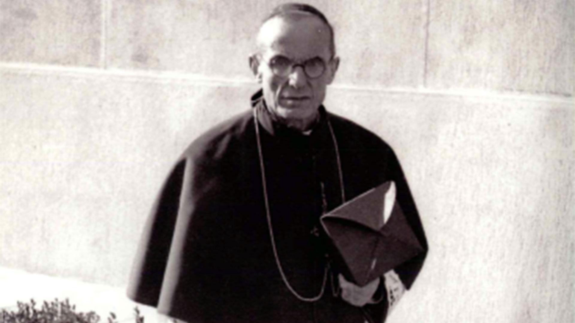 El Cardenal Elia Angelo Dalla Costa