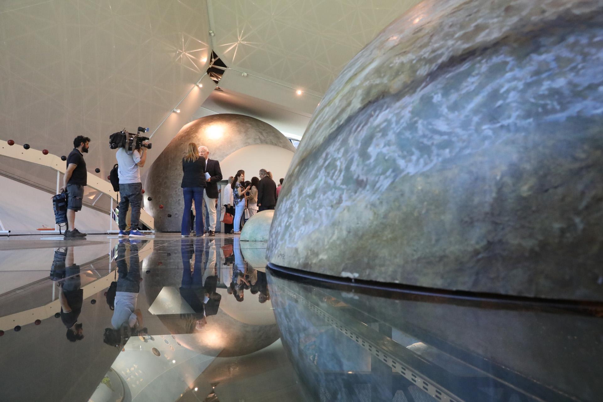 Hubo 13 campamentos científicos, 1 día del niño, dos noches de los Museos. (Mario Sar)