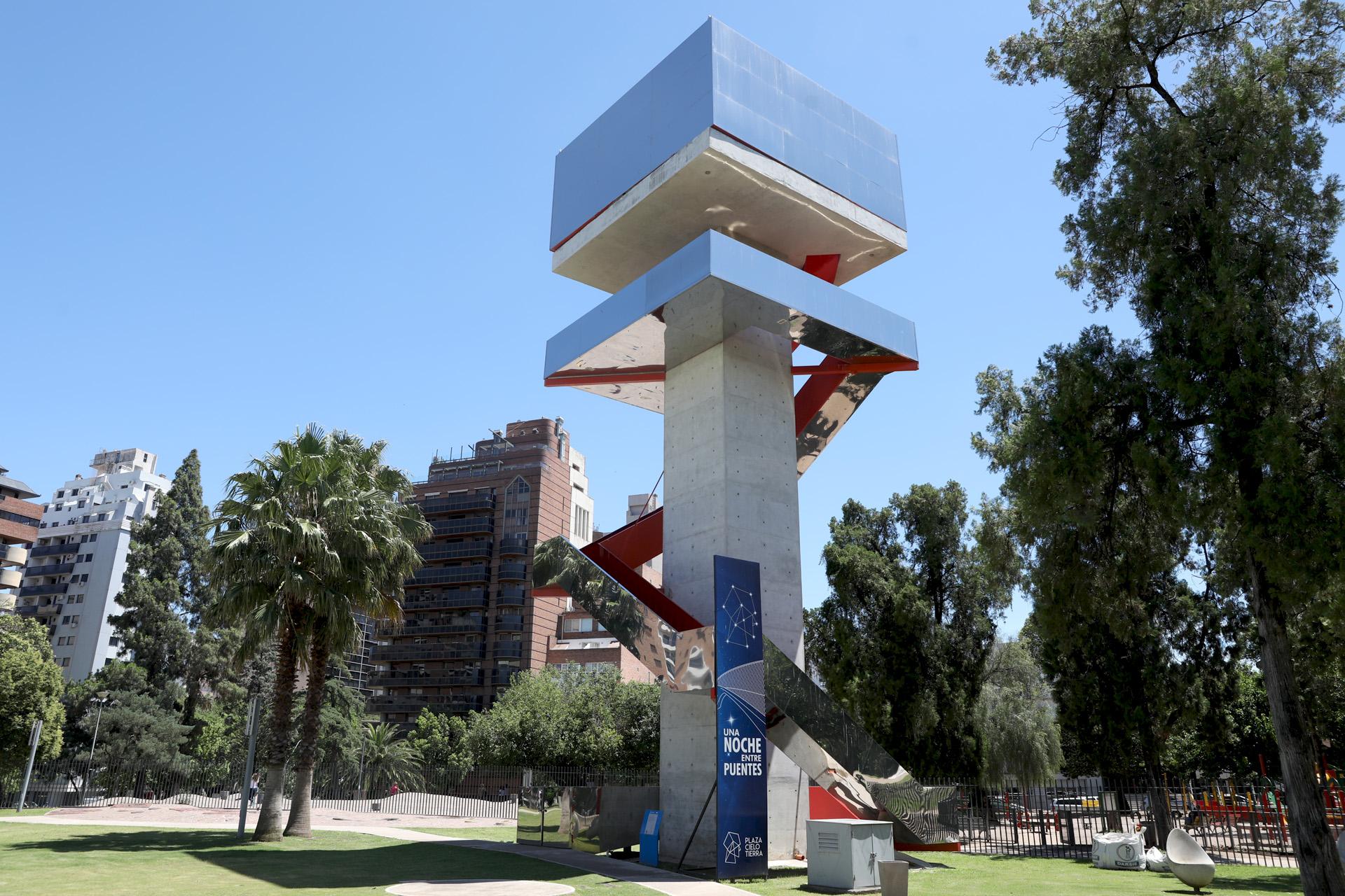 El Planetario será el primer híbrido digital del interior del país (Mario Sar)