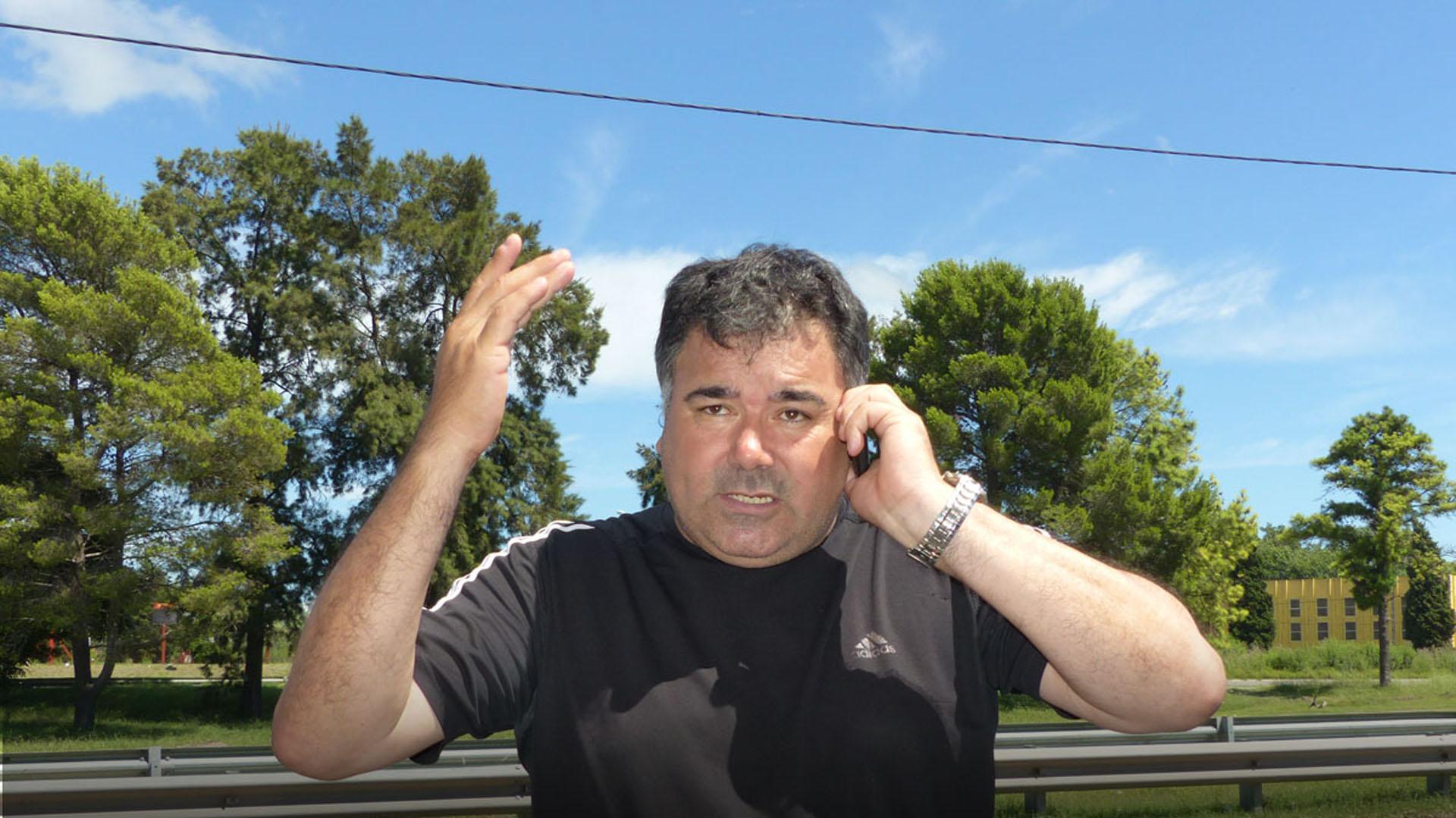 Juan Carlos Billarreal (Foto gentileza: Salvador Hamoui de Conclusión)