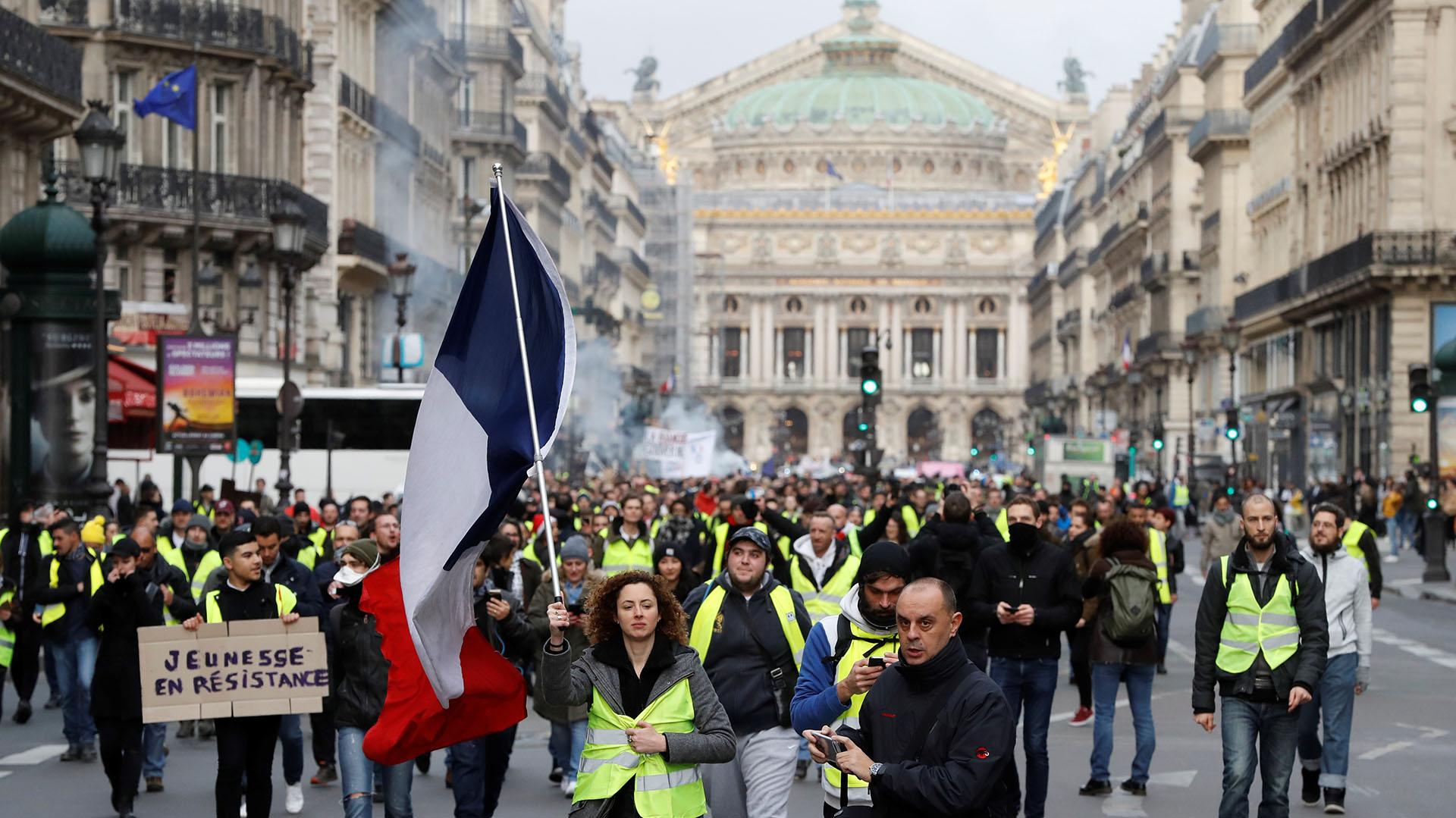(Photo by FRANCOIS GUILLOT / AFP)