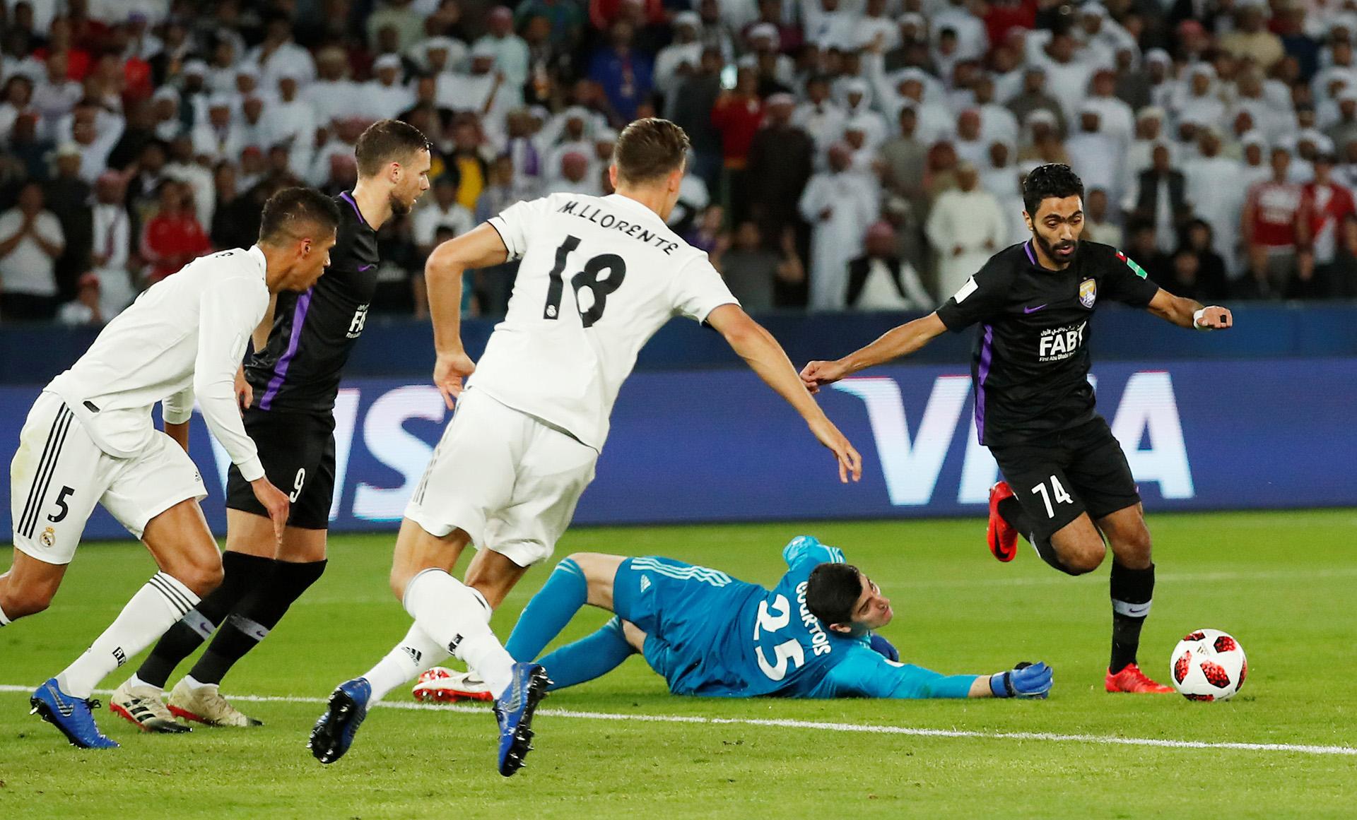 """Solari:""""Es una gesta del club, de los jugadores, de entrenadores que estuvieron antes como Zidane que estamos aquí gracias a él"""""""