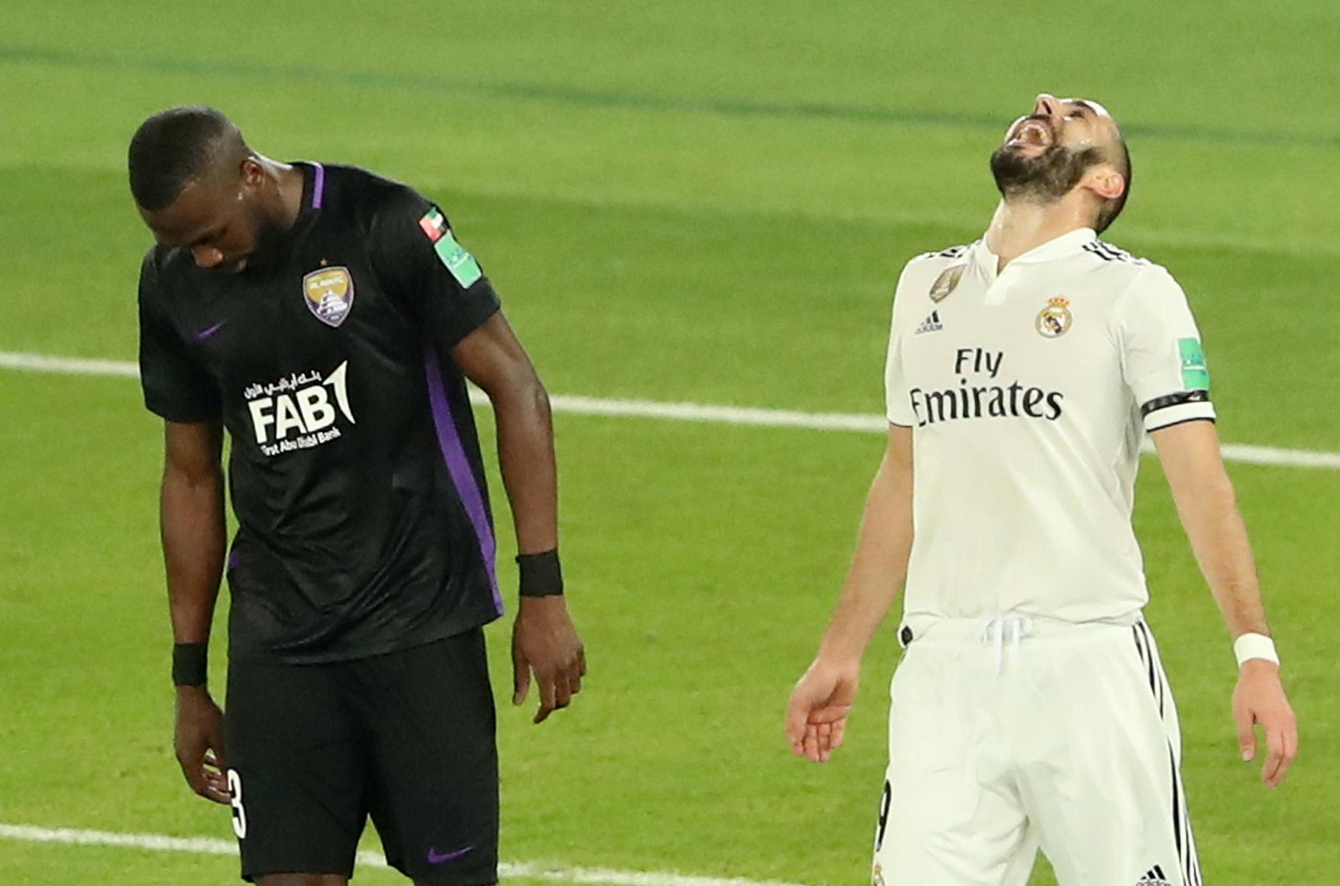 Llorente, centrocampista delRealMadrid, cerró su gran Mundial de Clubes con un golazo en la final ante Al Ain