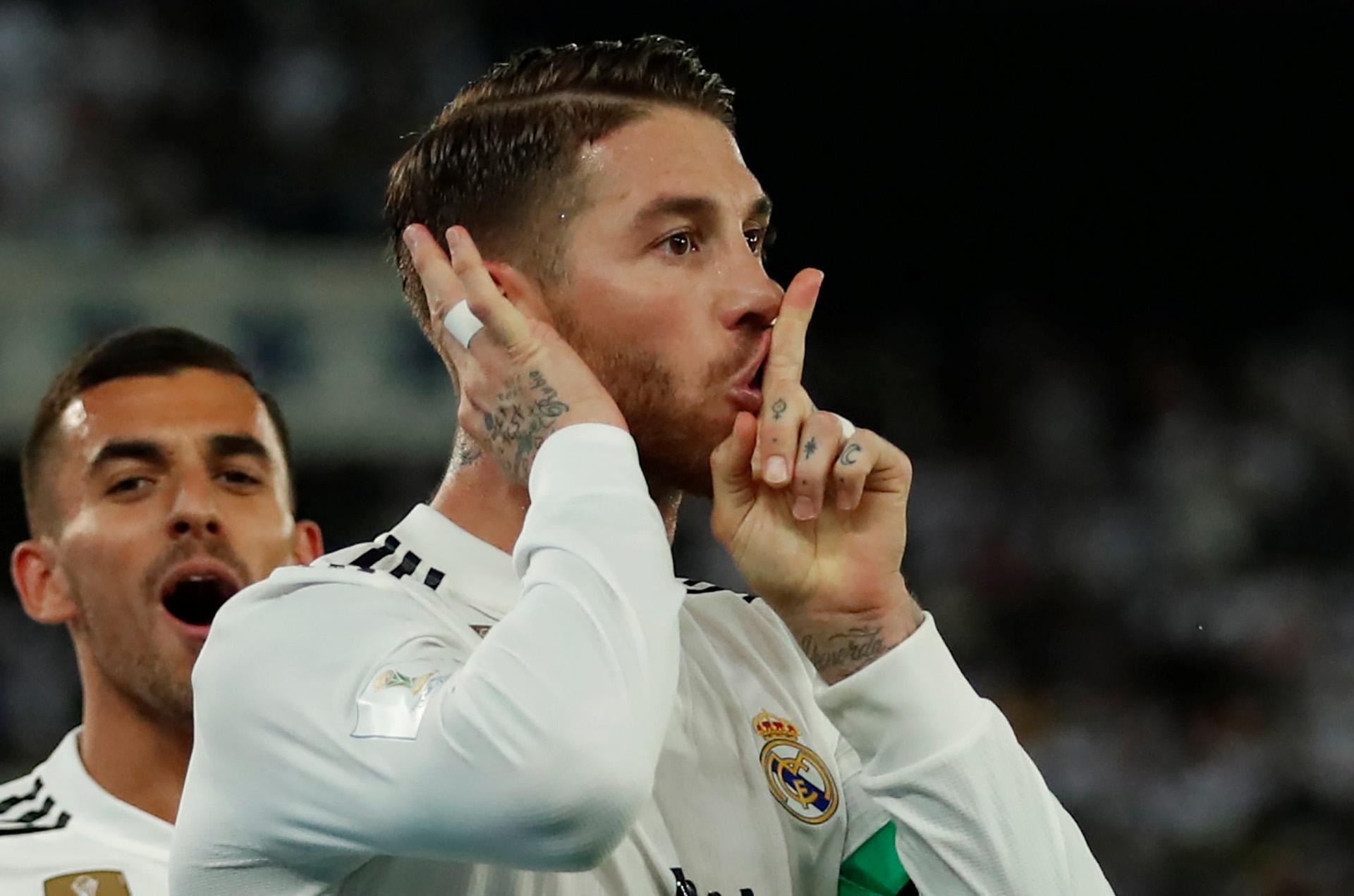 Real Madrid campeon Mundial de Clubes 2018
