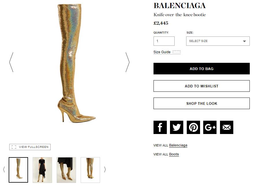 (Foto: Balenciaga web)