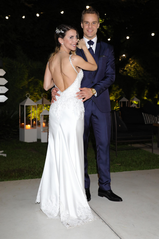 La feliz pareja (Christian Bochichio)