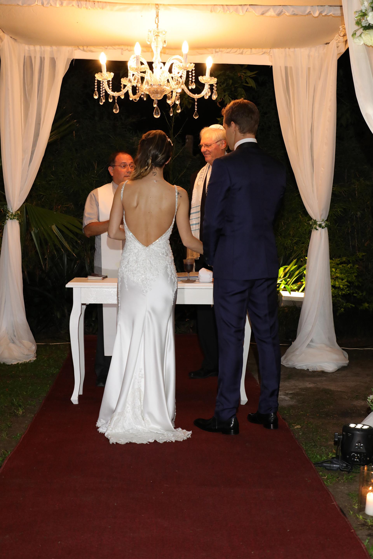 La pareja llevaba un año y medio de noviazgo (Christian Bochichio)