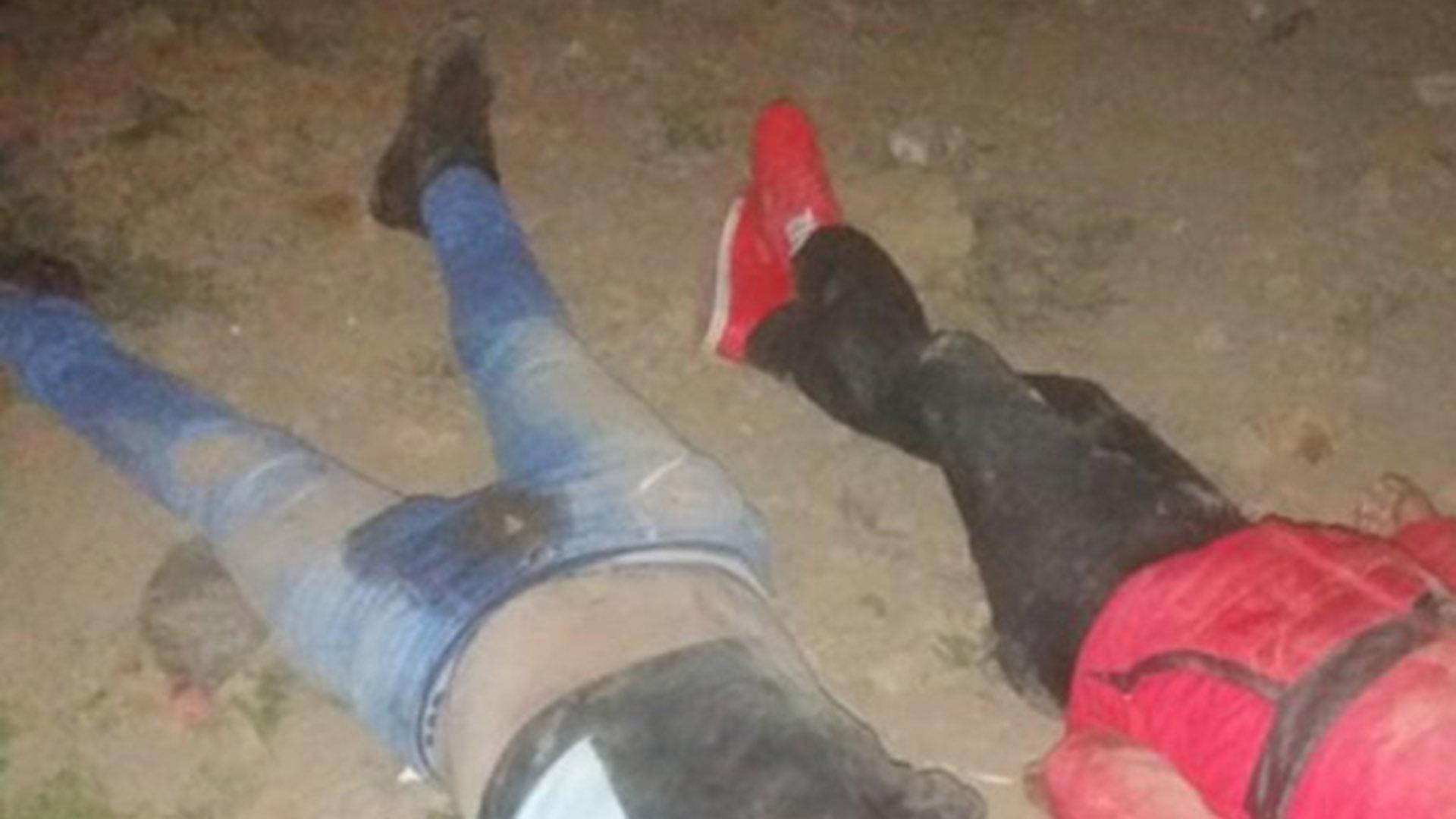 En Tlalpan dos jóvenes fueron asesinados a balazos. (Foto: @ciemergencias)