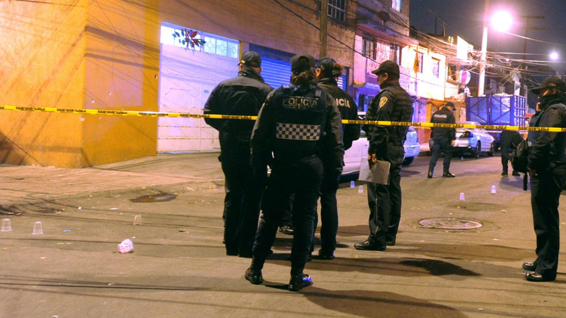 En Coyoacán 6 hombres armados irrumpieron en una fiesta y dispararon contra los asistentes. (Foto: Cuartoscuro)