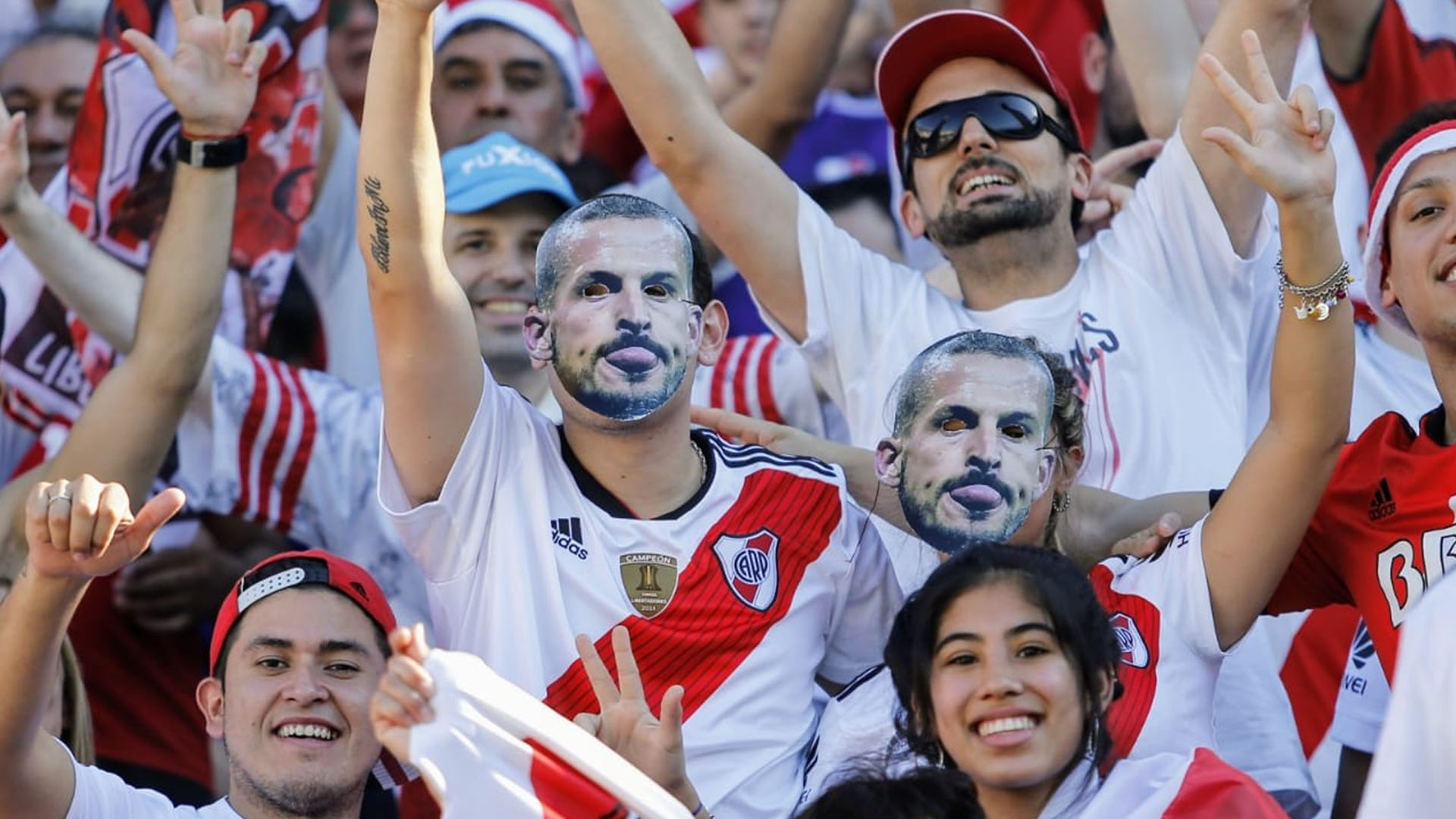 And, logically speaking, accused of a classic opponent, a victim in a definition that was abbreviated on November 24. Komunia rojiblanca, the perfect coronation of the title, which for the River had all the spices