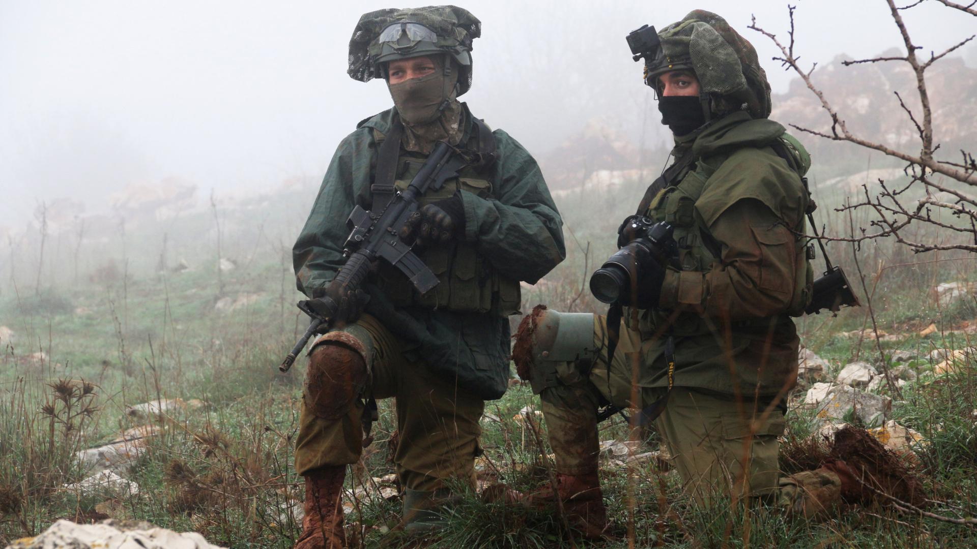 Soldados israelís (Reuters)