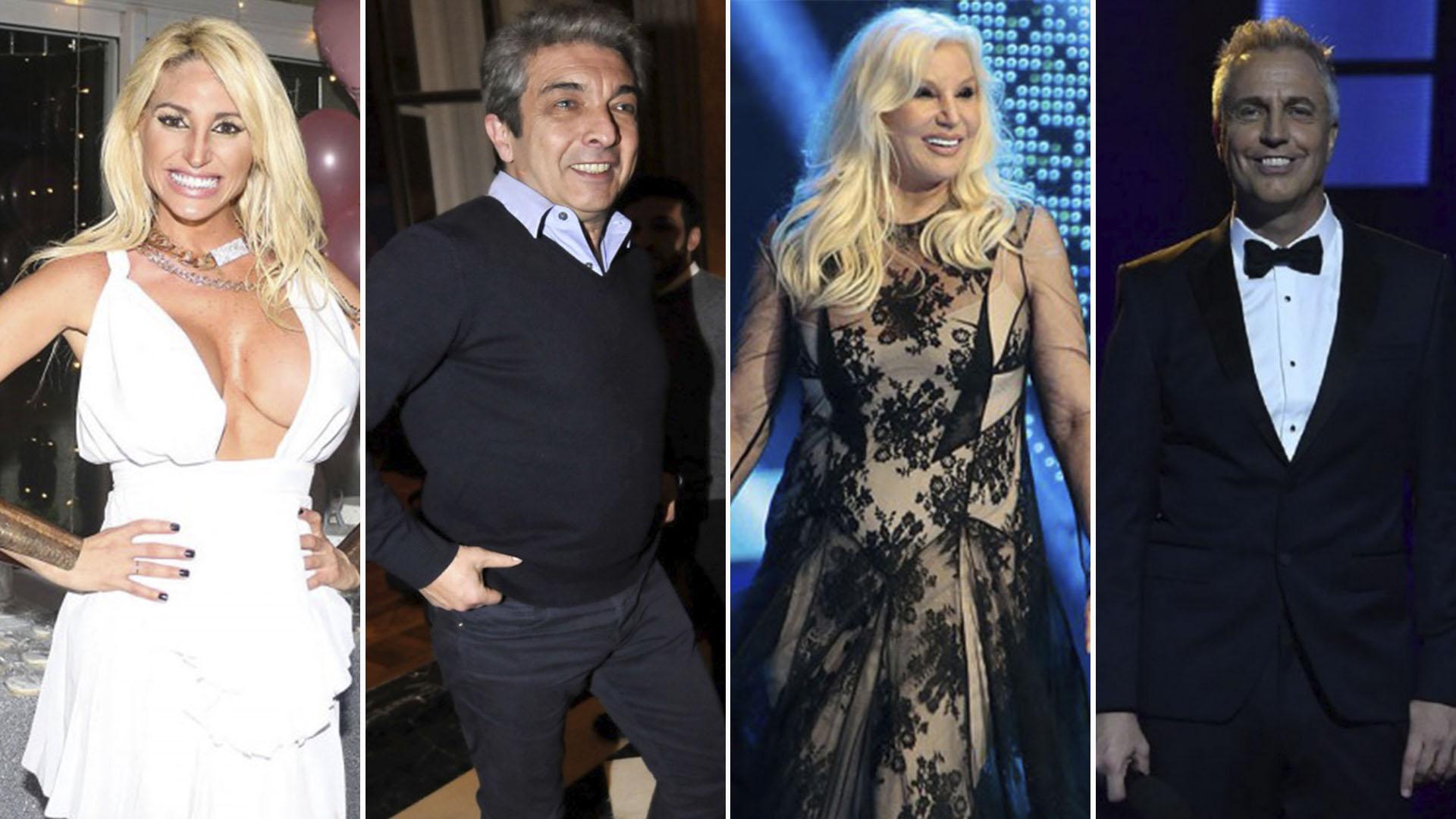 Los mensajes y las fotos de los famosos en Navidad