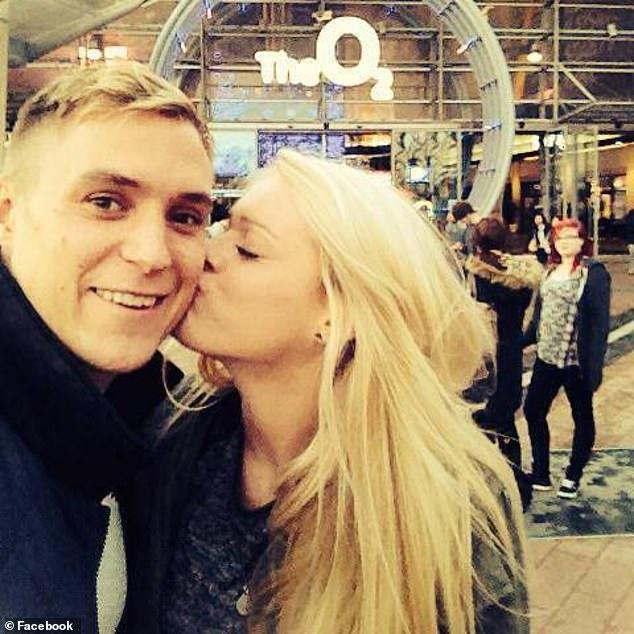 Alice se suicidó después de su novio Jason Francis muriera en el hospital (Foto: Facebook)