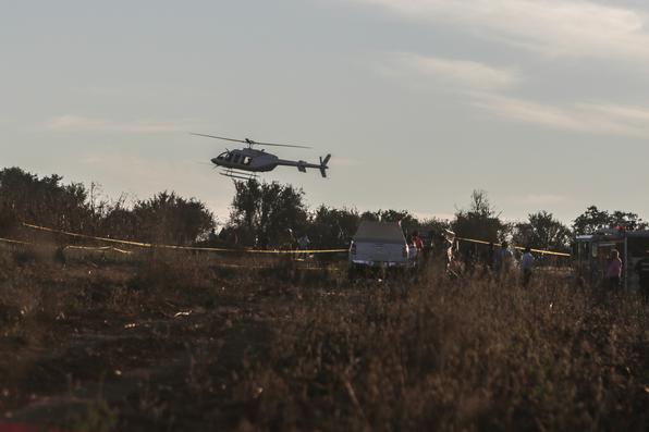 Los cuerpos de seguridad mantienen resguardada la zona (Fotos: Cuartoscuro)