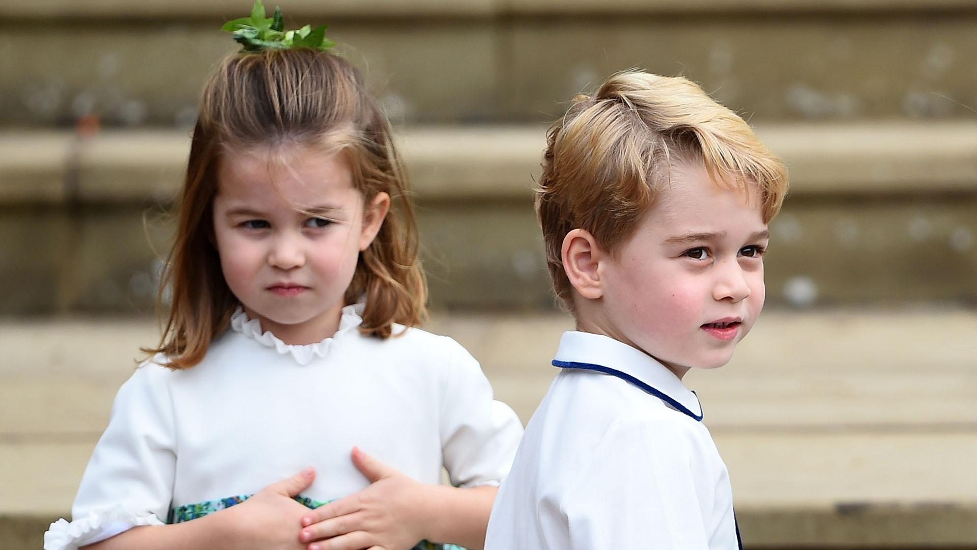 El mensaje de cumpleaños de Meghan Markle y Harry a la princesa Charlotte que generó enojo (The Grosby Group)