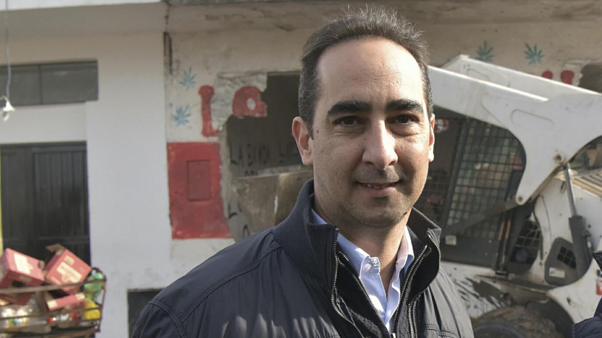 El intendente de Morón, Ramiro Tagliaferro, es el único que informa bienes a valor de mercado(NA)