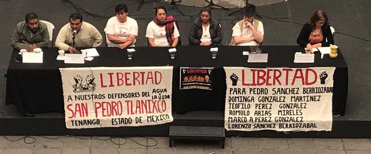 Ambientalistas y maestros opositores a la extinta reforma educactiva, entre los beneficiados con la excarcelación. (Foto: Especial)