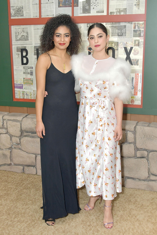 Los actores se lucieron en la red carpet del Alice Tully Hall, en Nueva York