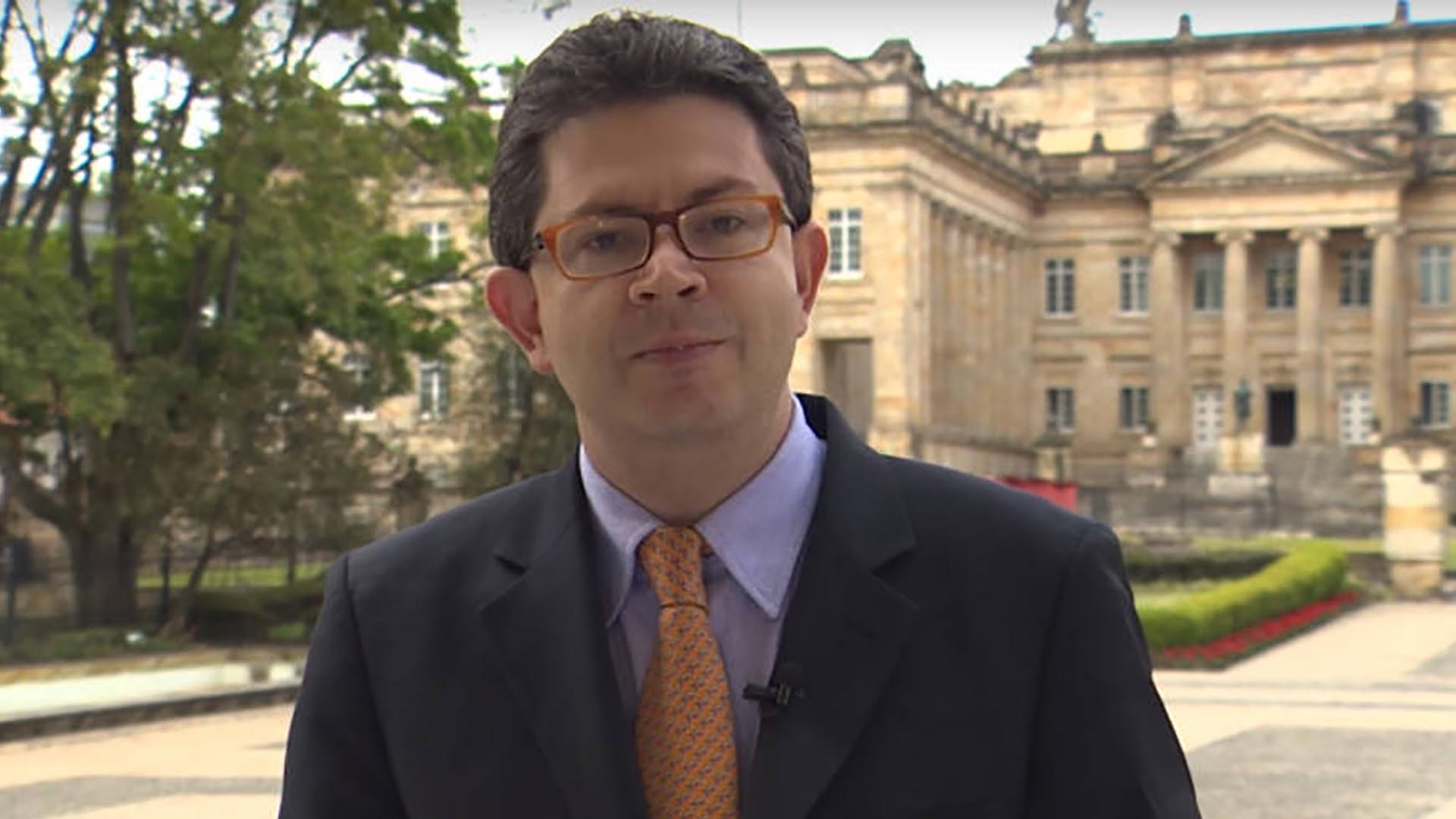 Rafael Merchán había sido llamado como testigo a favor de Luis Fernando Andrade, exdirector de la ANI en el caso Odebrecht.