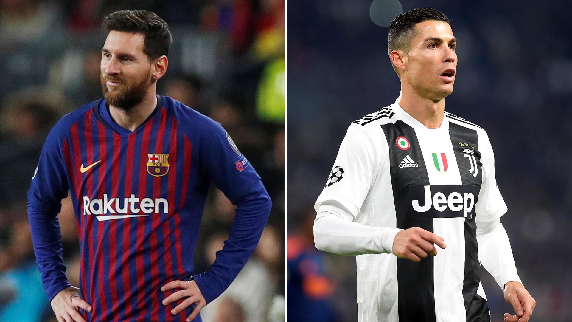 Los medios y la gente han hecho una eterna comparación entre Lionel Messi y Cristiano Ronaldo (Foto: Archivo)