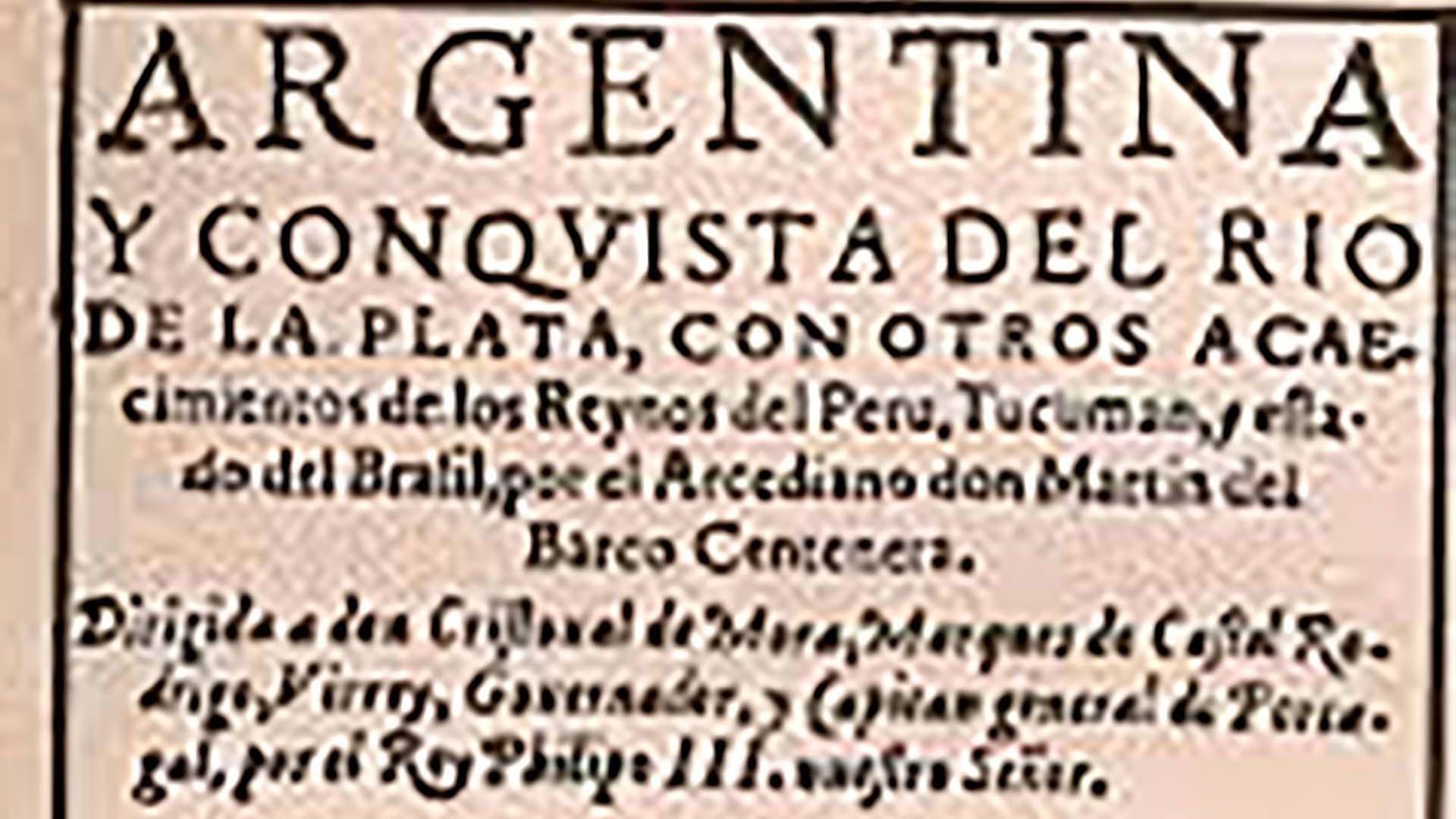 """Un poeta la bautizó """"Argentina"""": el origen y los secretos del ..."""
