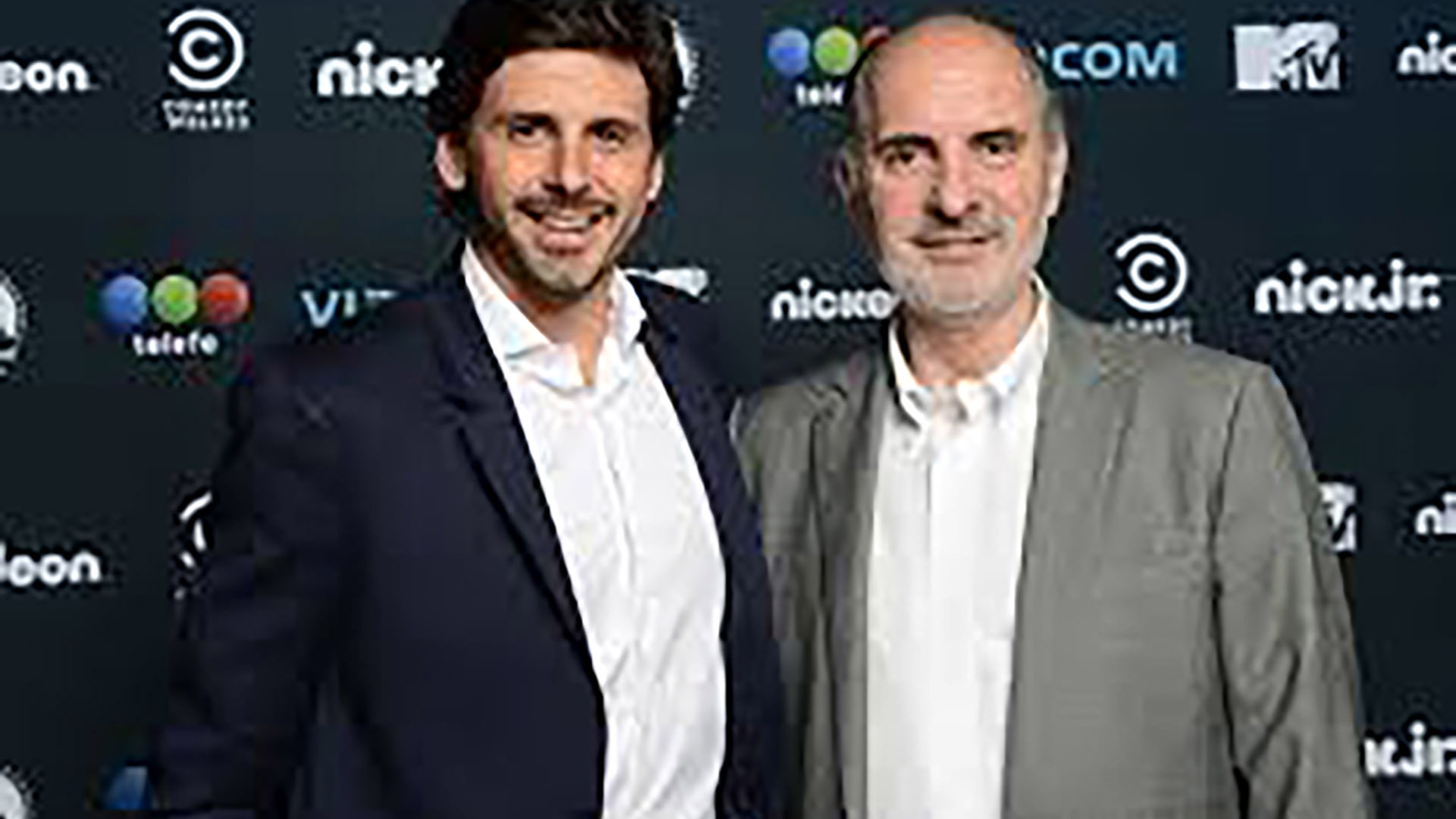 Dario Turovelzky y Guillermo Campanini