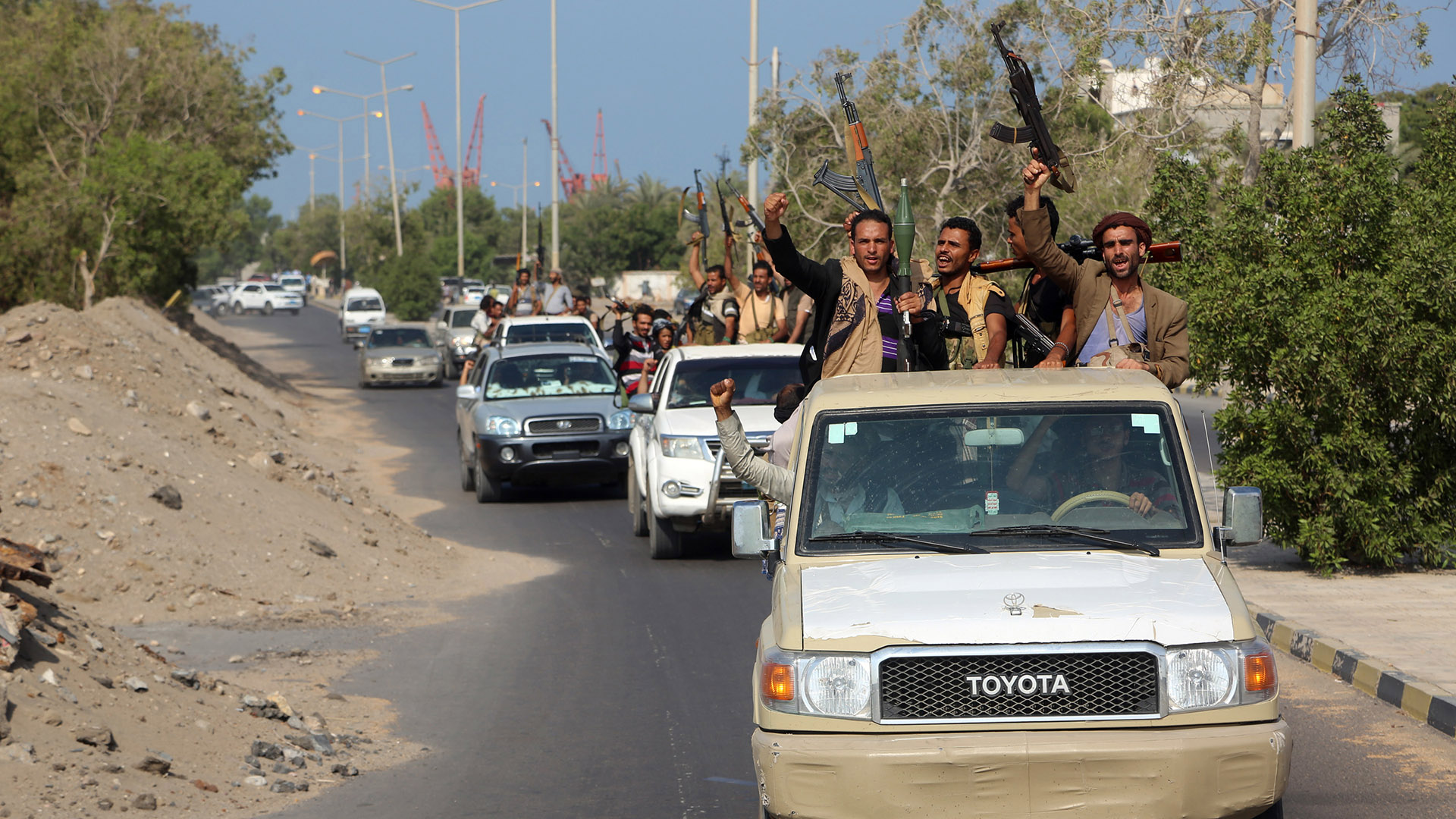 Yemen (AFP)