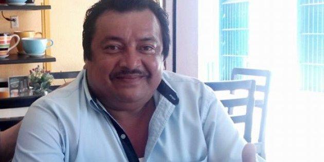 Vázquez informaba sobre los acontecimientos en los municipios al norte de Veracruz (Foto: Facebook Leobardo Vázquez)