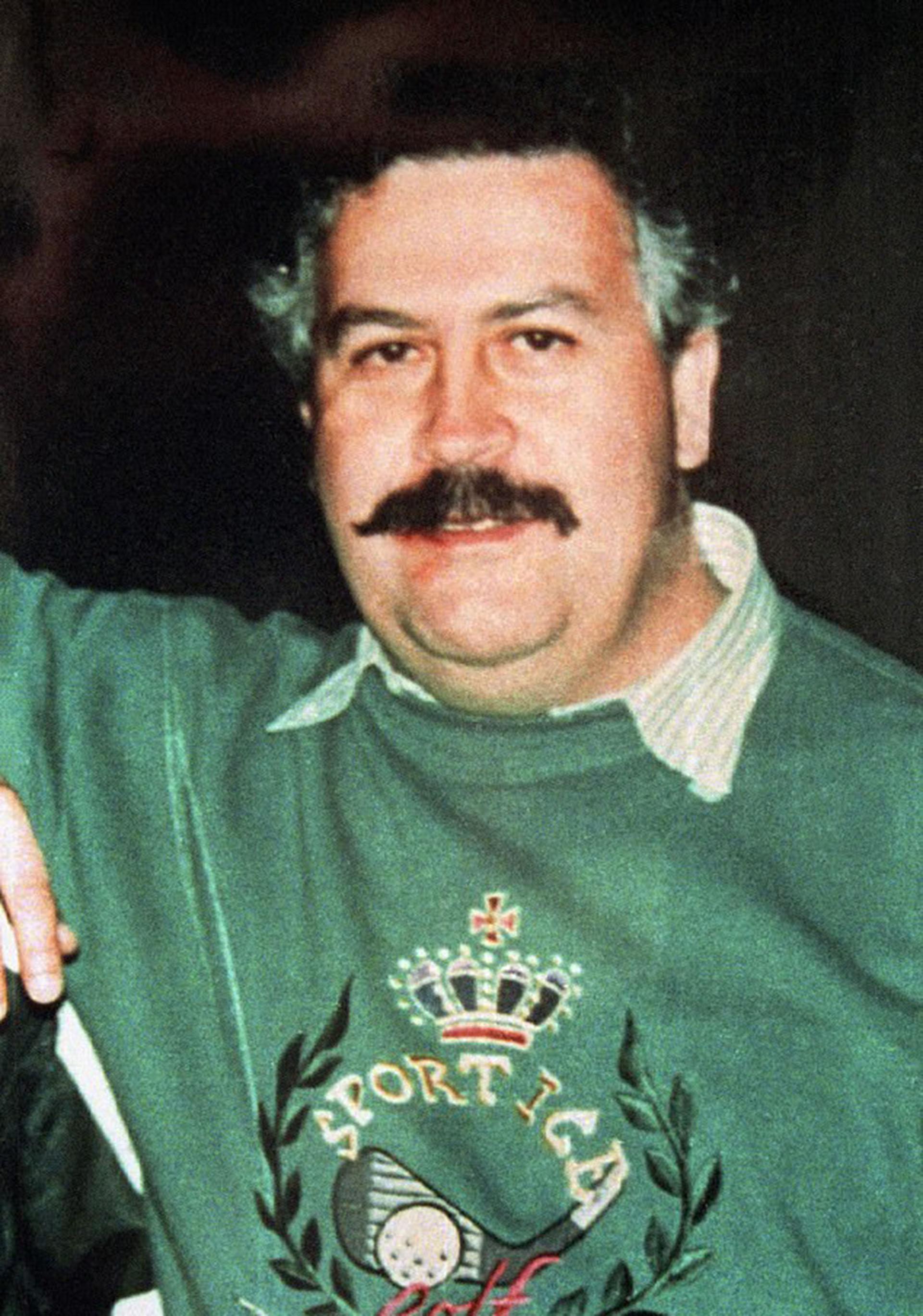 Pablo Escobar, como líder del cartel de Medellín, provocó la muerte demás de 46 mil personas en todo el país. (AP)