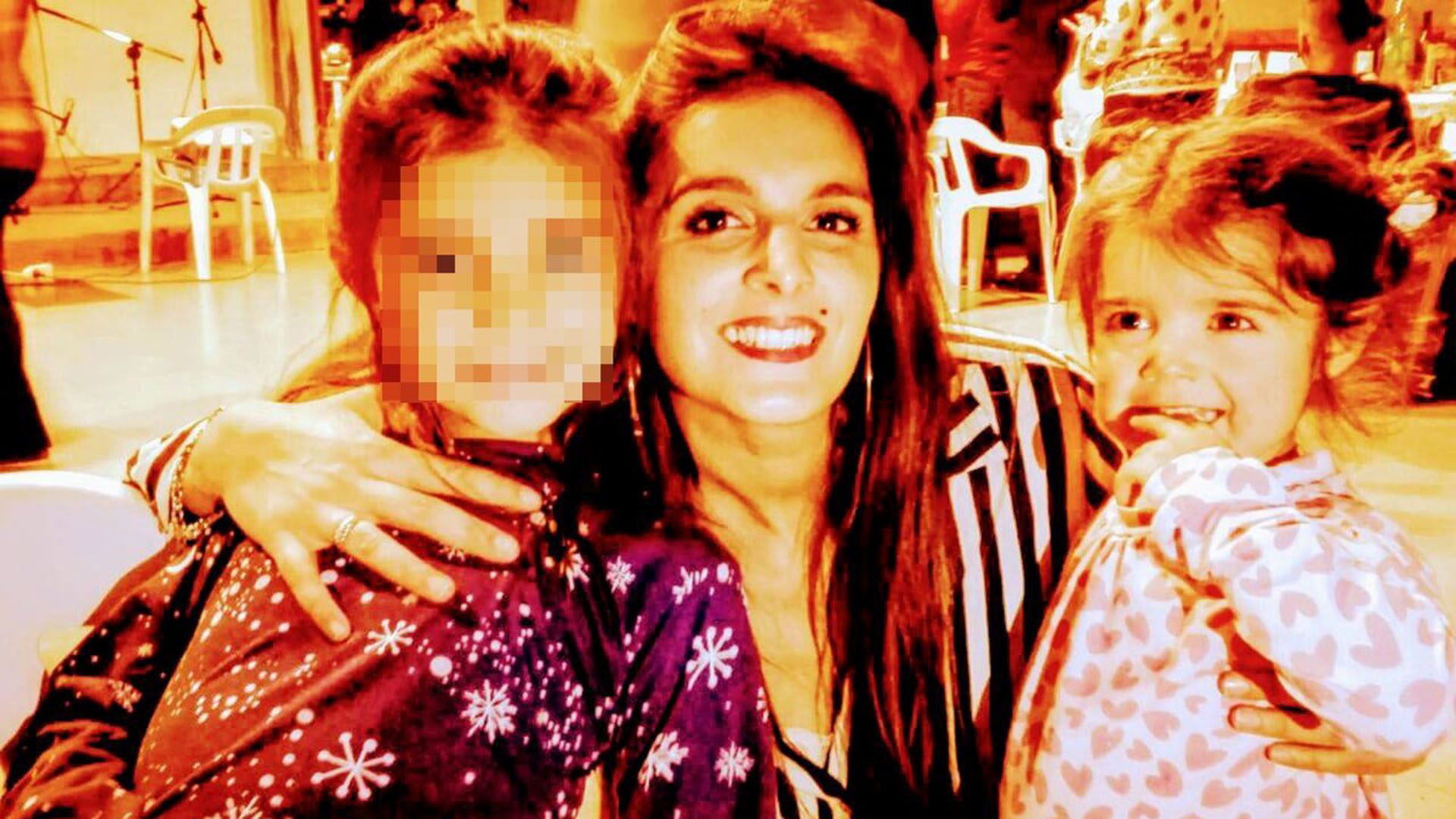 Agustina Ferro tenía 35 años; India, su hija, 3 recién cumplidos