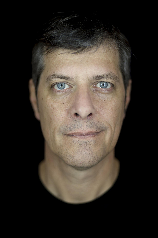 El conductor y empresario Mario Pergolini (Guille Llamos)