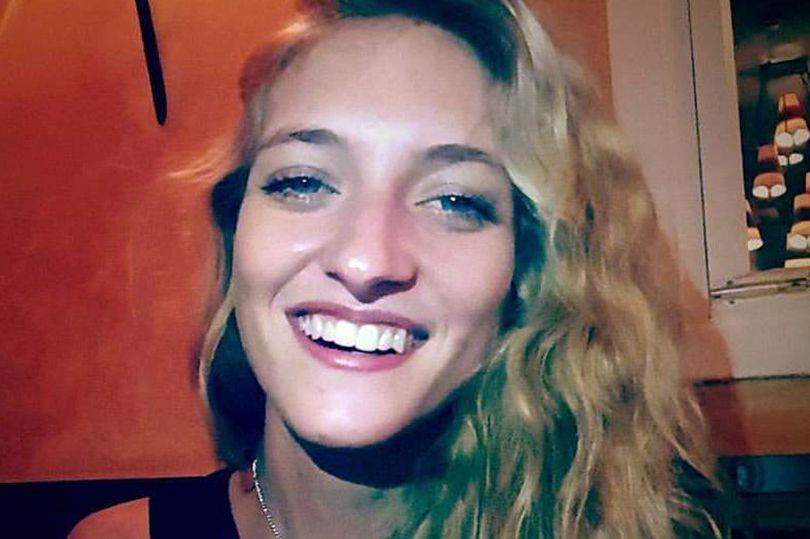 Kayla Lynton, de 23 años, fue detenida en Tel Aviv