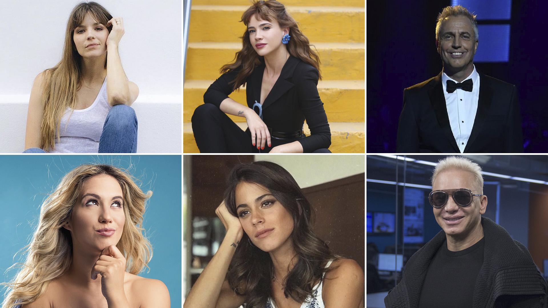 Las fotos y los mensajes de los famosos para despedir el año