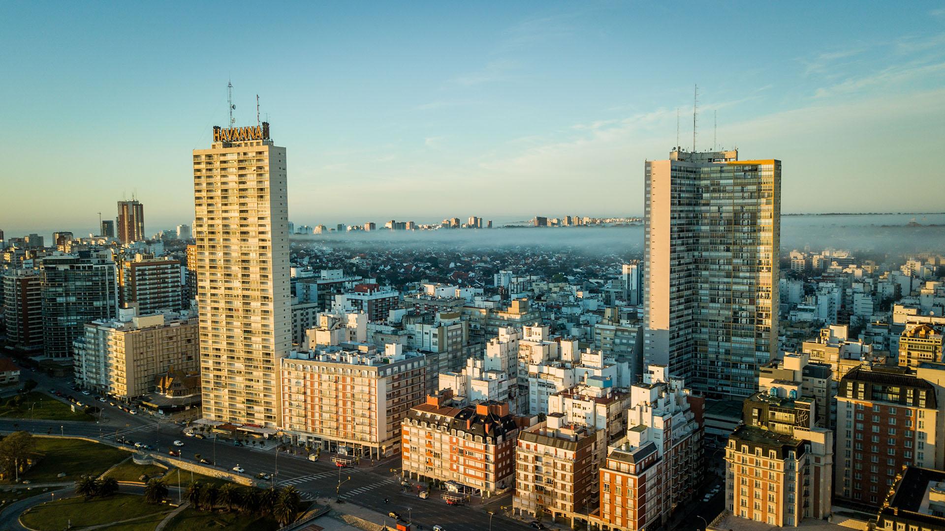El Edificio Havanna se encuentra sobre el boulevard Marítimo Patricio Peralta Ramos, en donde se encuentra el monumento al León Marino, símbolo de la ciudad balnearia