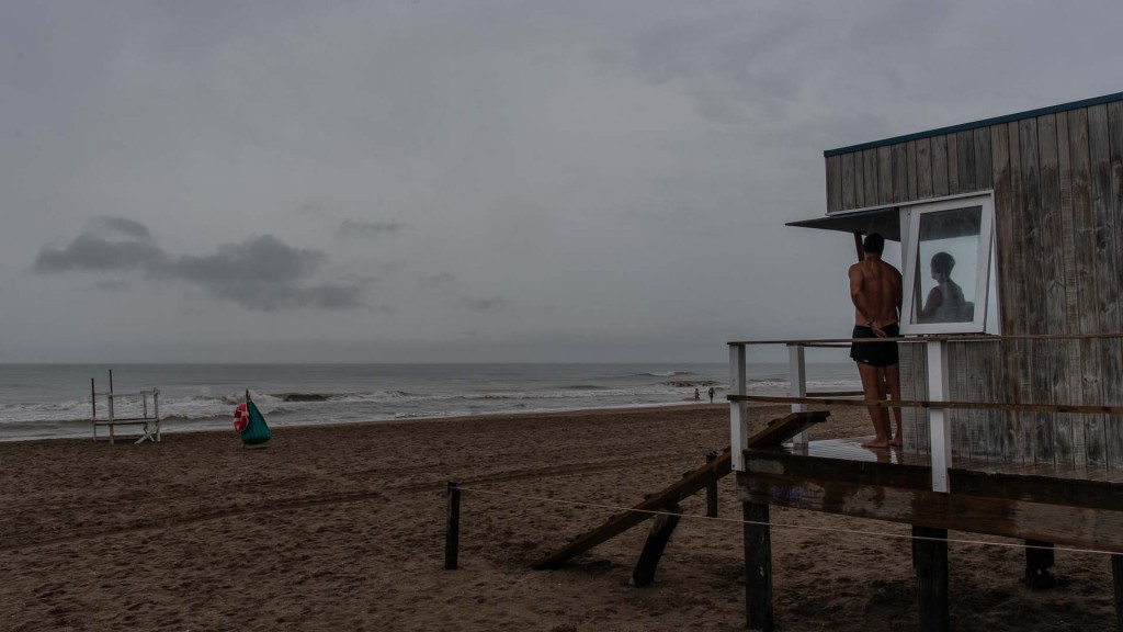 En la Costa Atlántica también bajará la temperatura (Diego Medina)