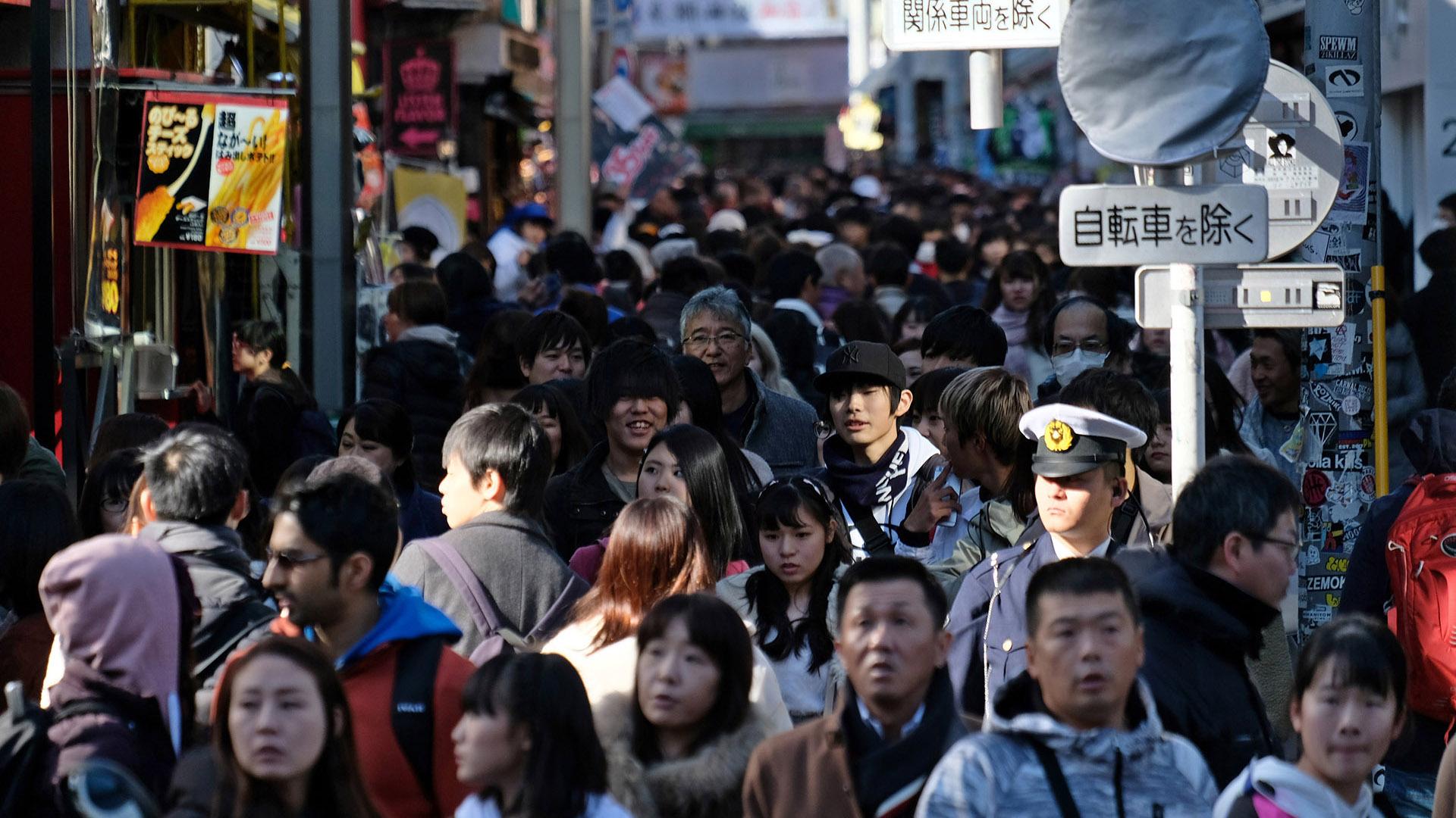 En la cima del podio: Japón, un país con bajos índices de criminalidad, alta oferta cultural y de aventura gracias a su geografía (AFP)