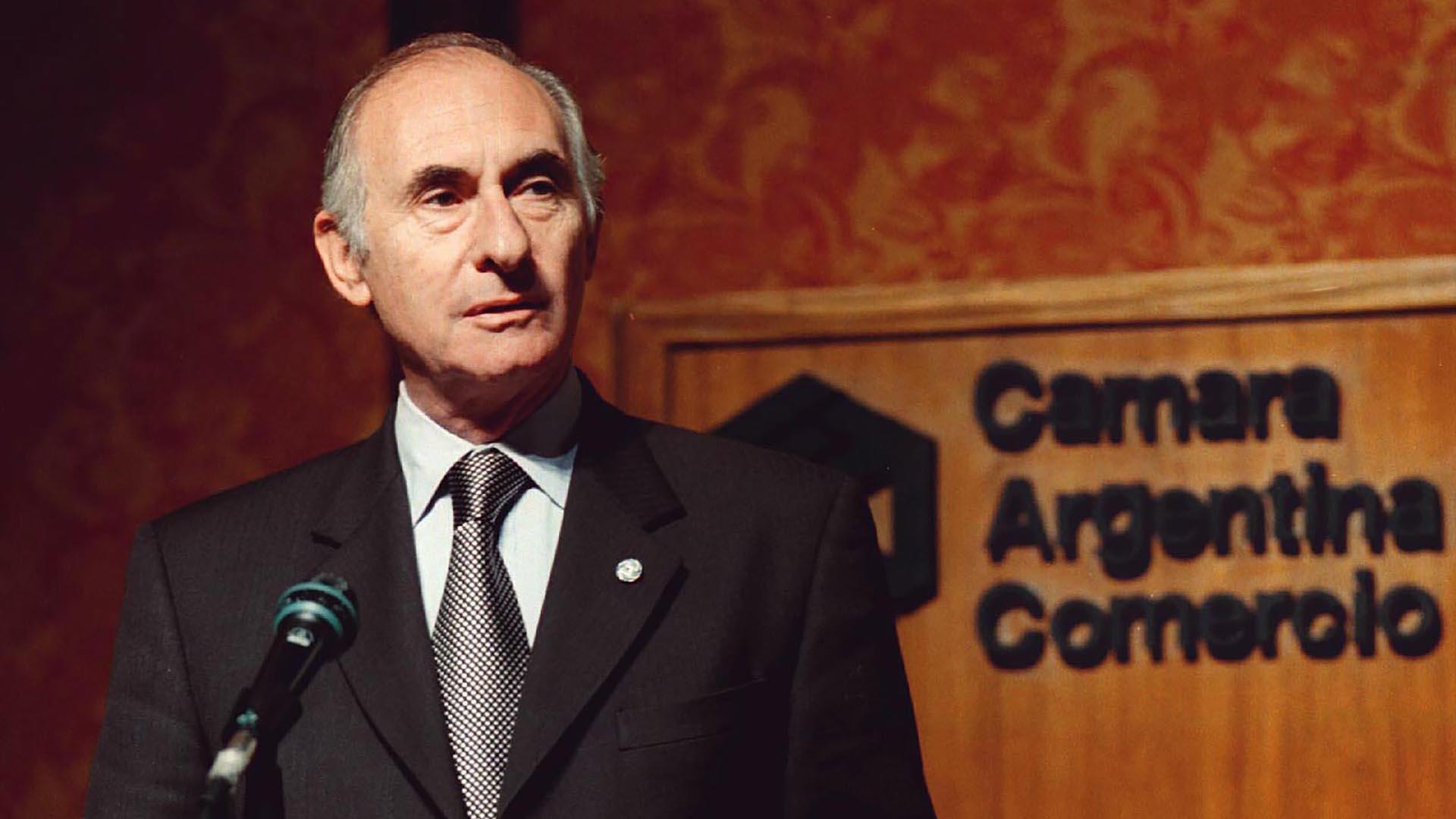 En una actividad organizada por la Cámara Argentina de Comercio