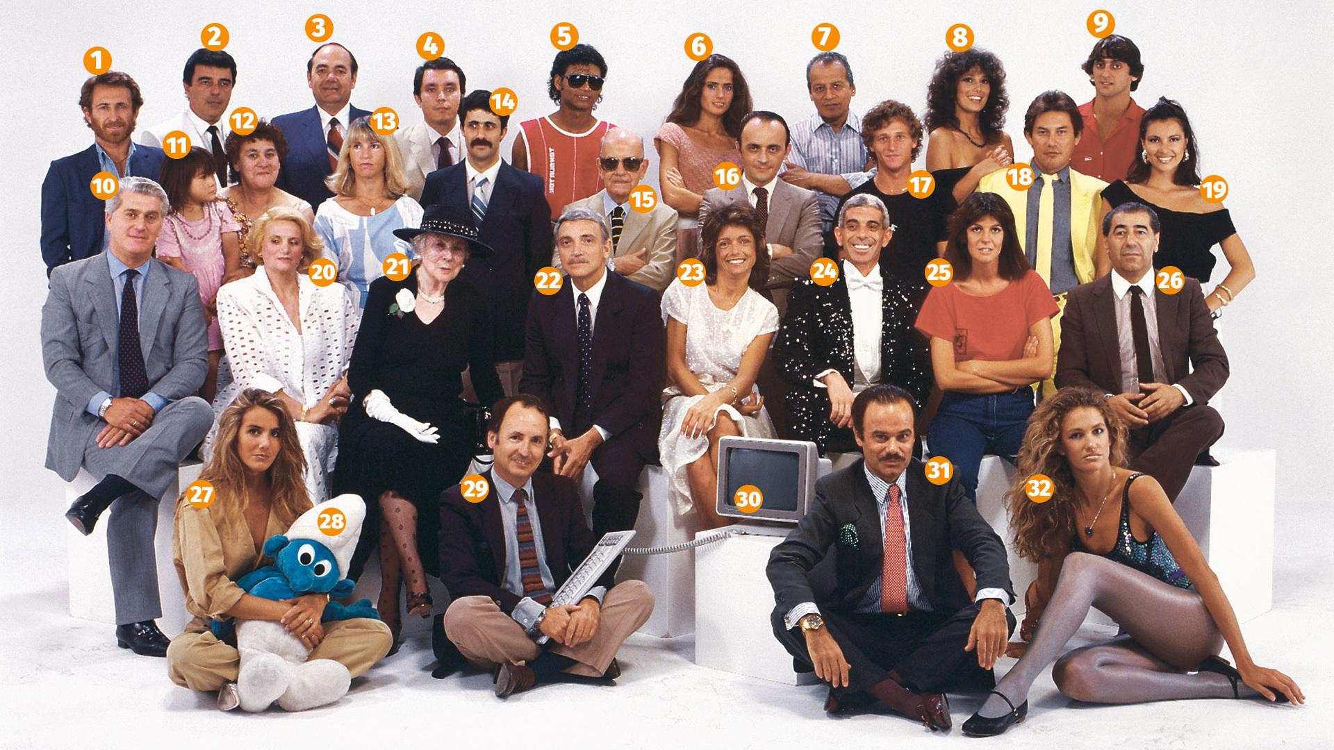 Adivinaste Quienes Son Los Personajes De 1984 Aqui La Respuesta Infobae