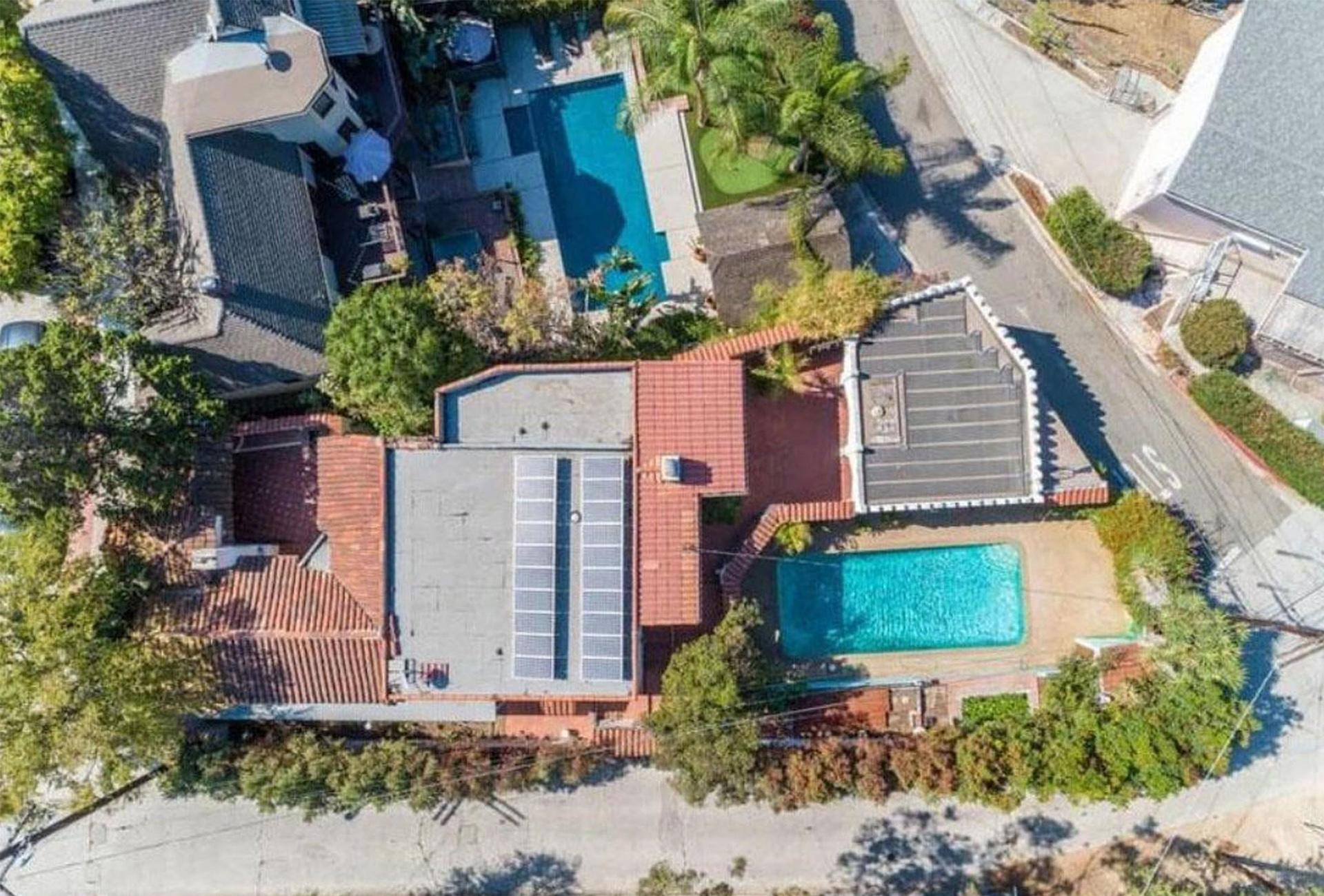 Leonardo DiCaprio compró la propiedad por más de USD 700.000 (The Grosby Group)