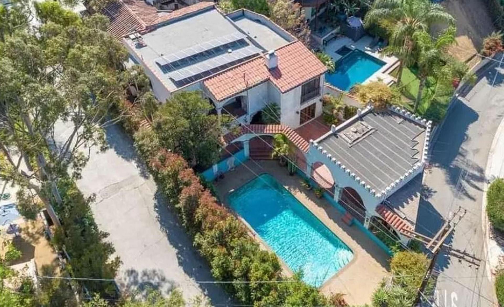 """Leonardo DiCaprio compró la casa en 1999 tras el éxito de """"Titanic"""" (The Grosby Group)"""