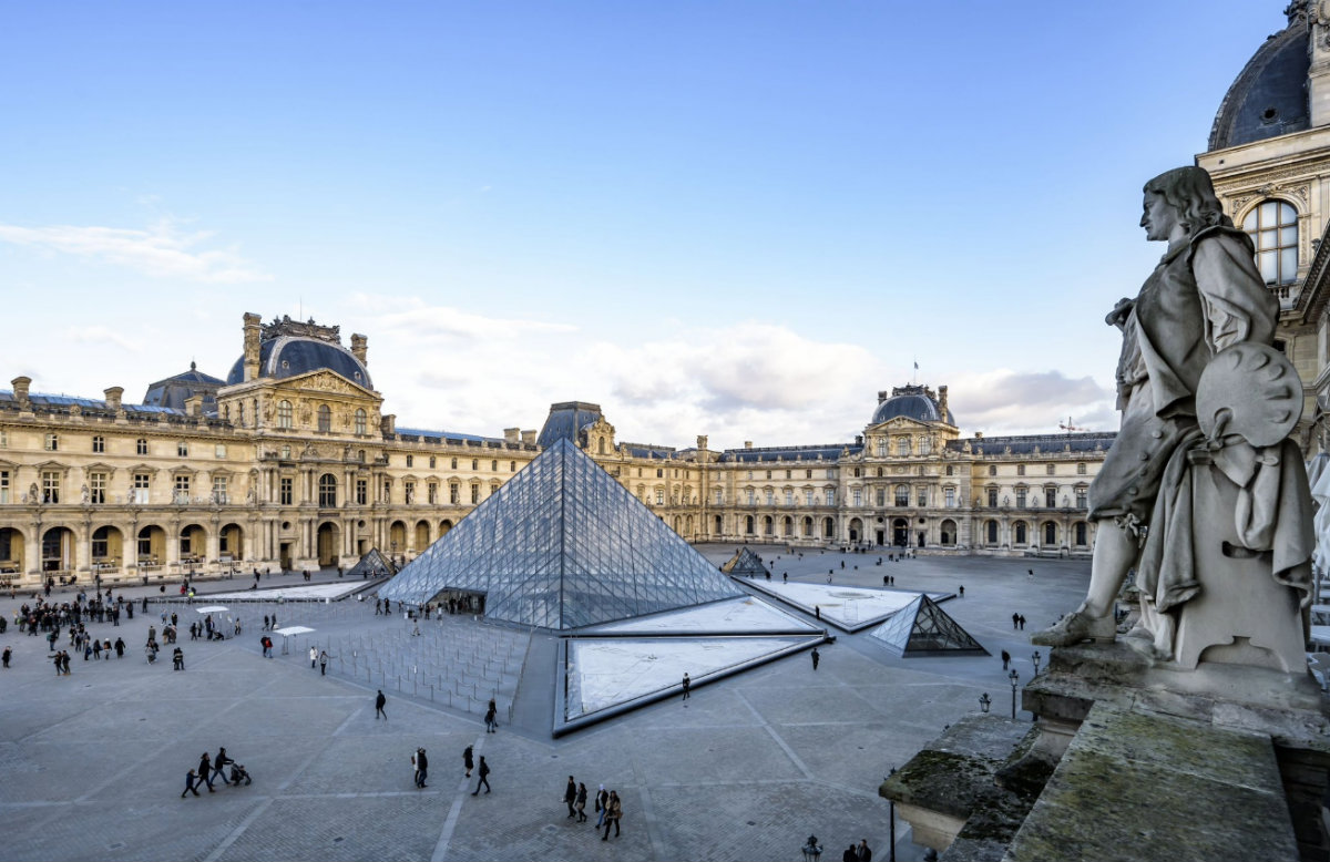 Foto: @MuseeLouvre
