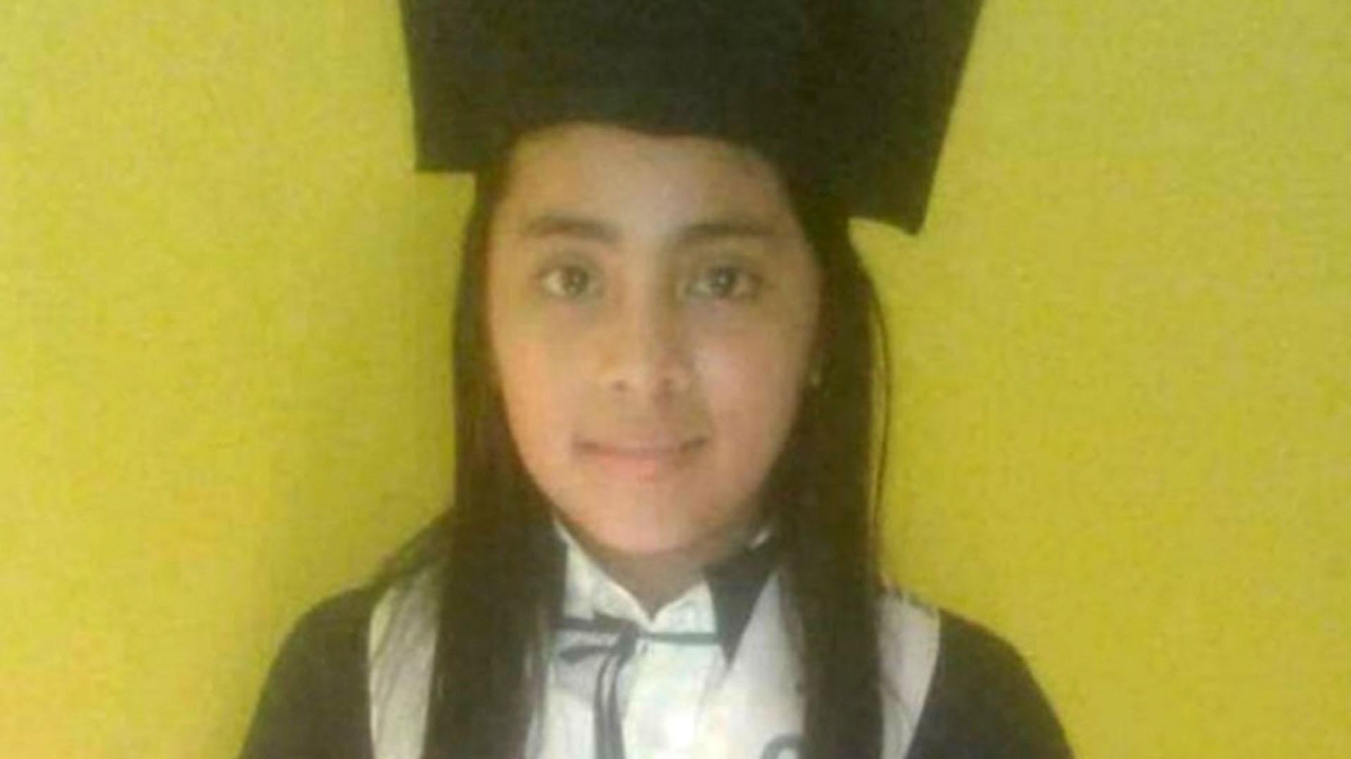 Angie Lorena Nieto, de 12 años, fue engañada con la excusa de acompañar a su agresor a comprar pasteles para la celebración de año nuevo.