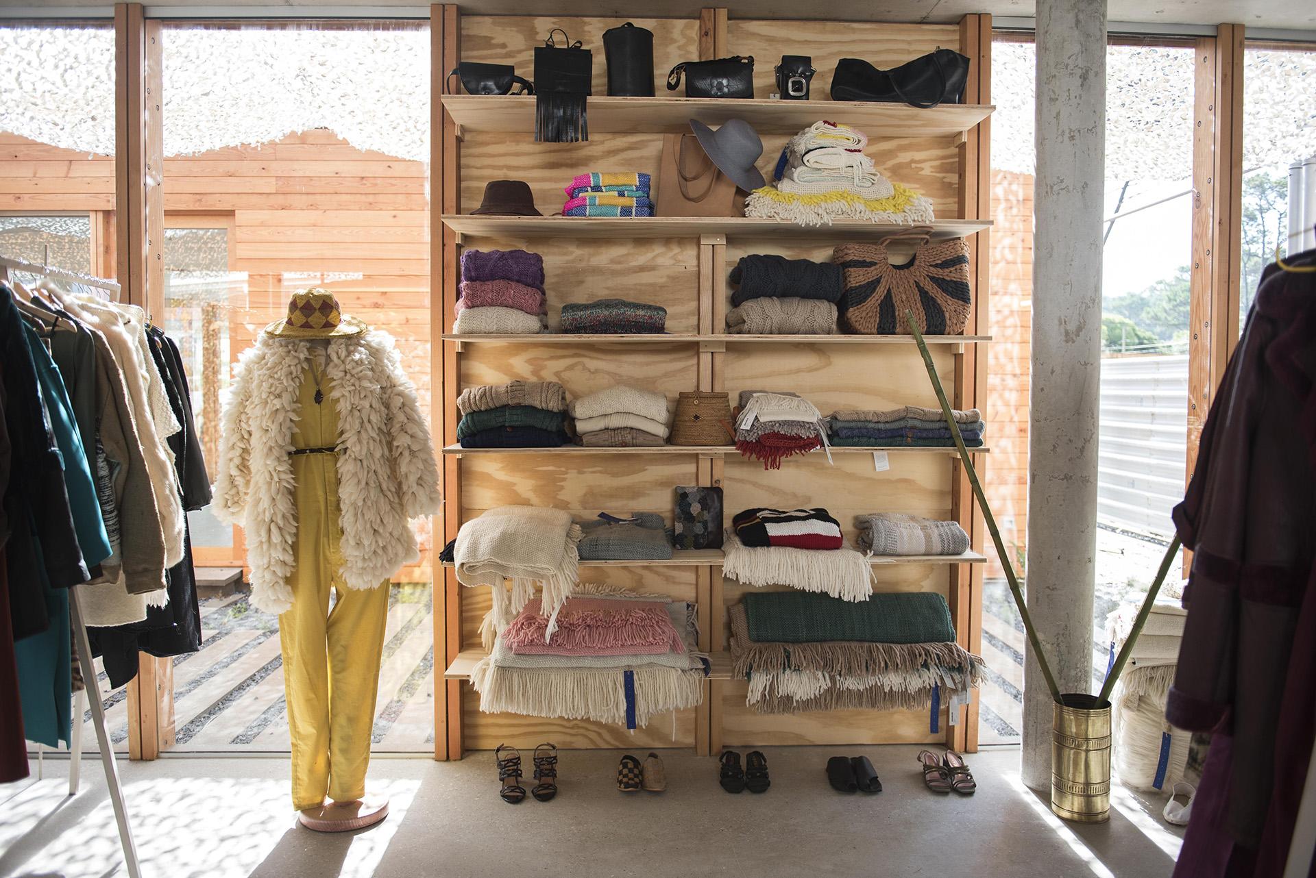 Materiales nobles como la lana de meriino
