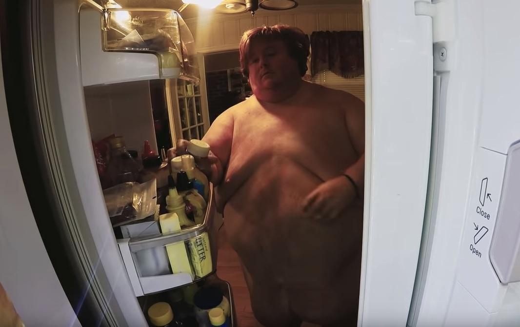 """Cree que seguirá comiendo hasta """"que muera"""" (Foto: YouTube TLC)"""